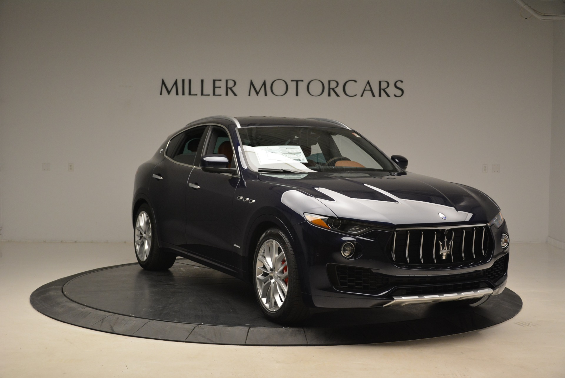 New 2018 Maserati Levante S Q4 GranLusso For Sale In Greenwich, CT. Alfa Romeo of Greenwich, W604 2384_p9