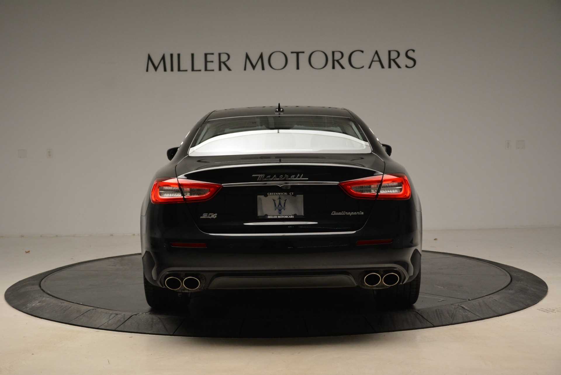 New 2018 Maserati Quattroporte S Q4 GranLusso For Sale In Greenwich, CT. Alfa Romeo of Greenwich, W606 2386_p6