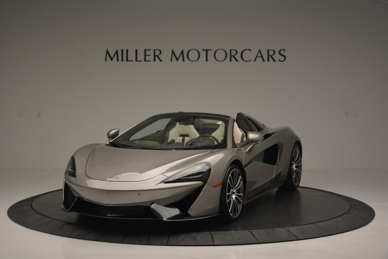 New 2018 McLaren 570S Spider For Sale In Greenwich, CT. Alfa Romeo of Greenwich, MC361 2387_main