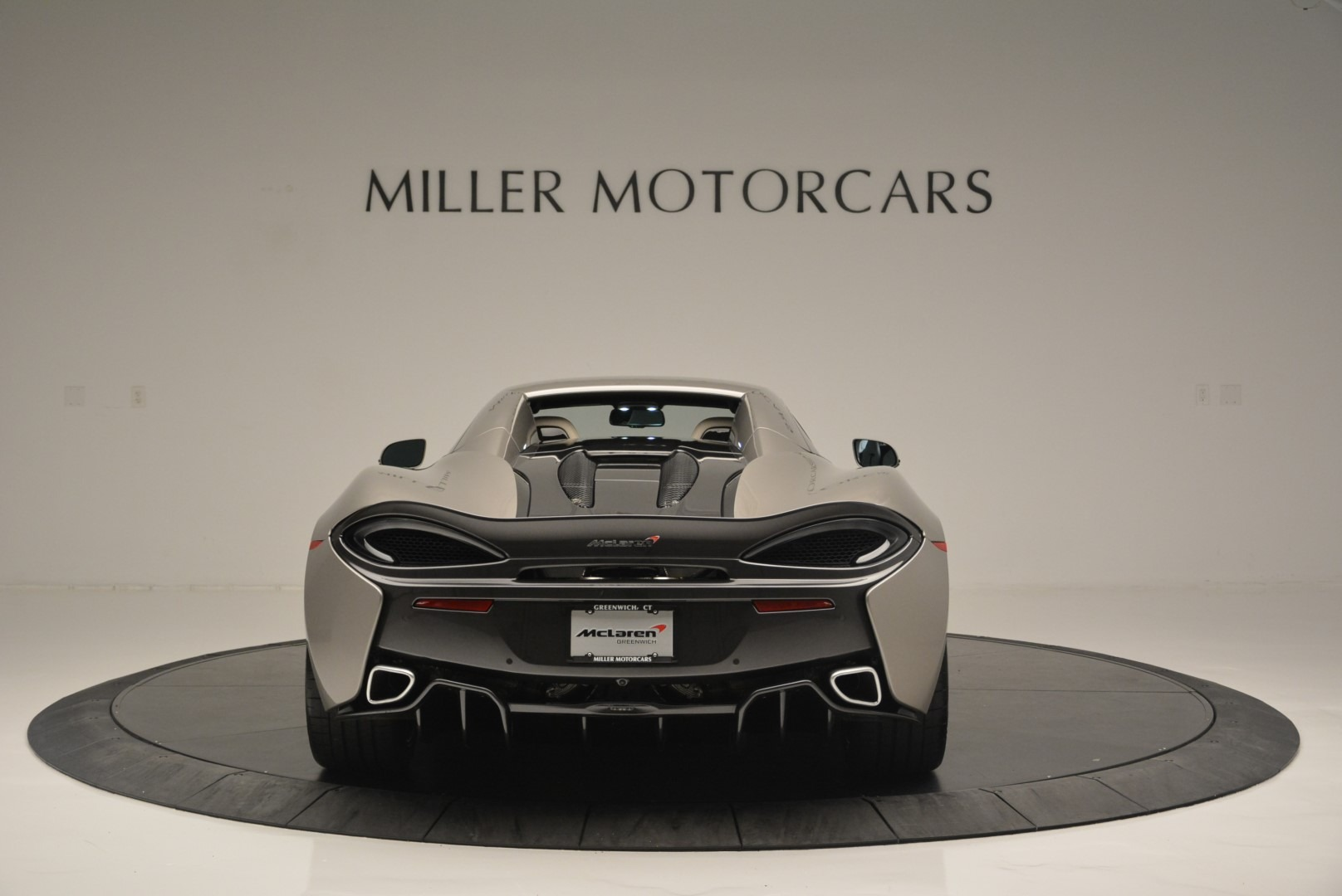 New 2018 McLaren 570S Spider For Sale In Greenwich, CT. Alfa Romeo of Greenwich, MC361 2387_p17