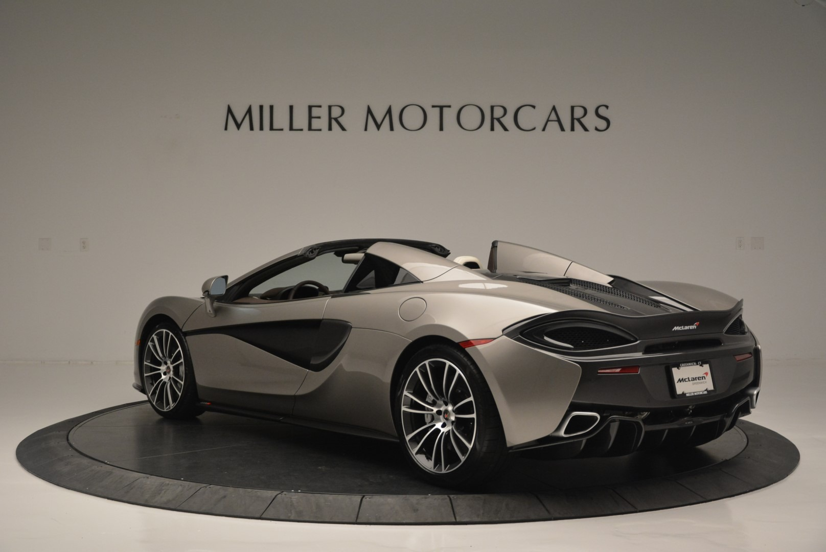 New 2018 McLaren 570S Spider For Sale In Greenwich, CT. Alfa Romeo of Greenwich, MC361 2387_p5