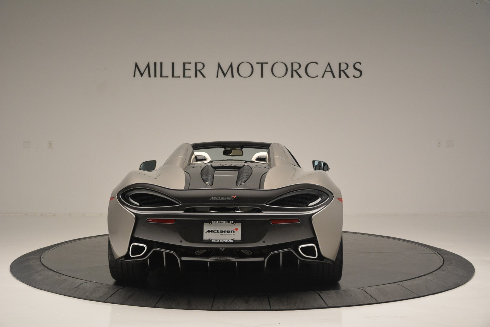 New 2018 McLaren 570S Spider For Sale In Greenwich, CT. Alfa Romeo of Greenwich, MC361 2387_p6