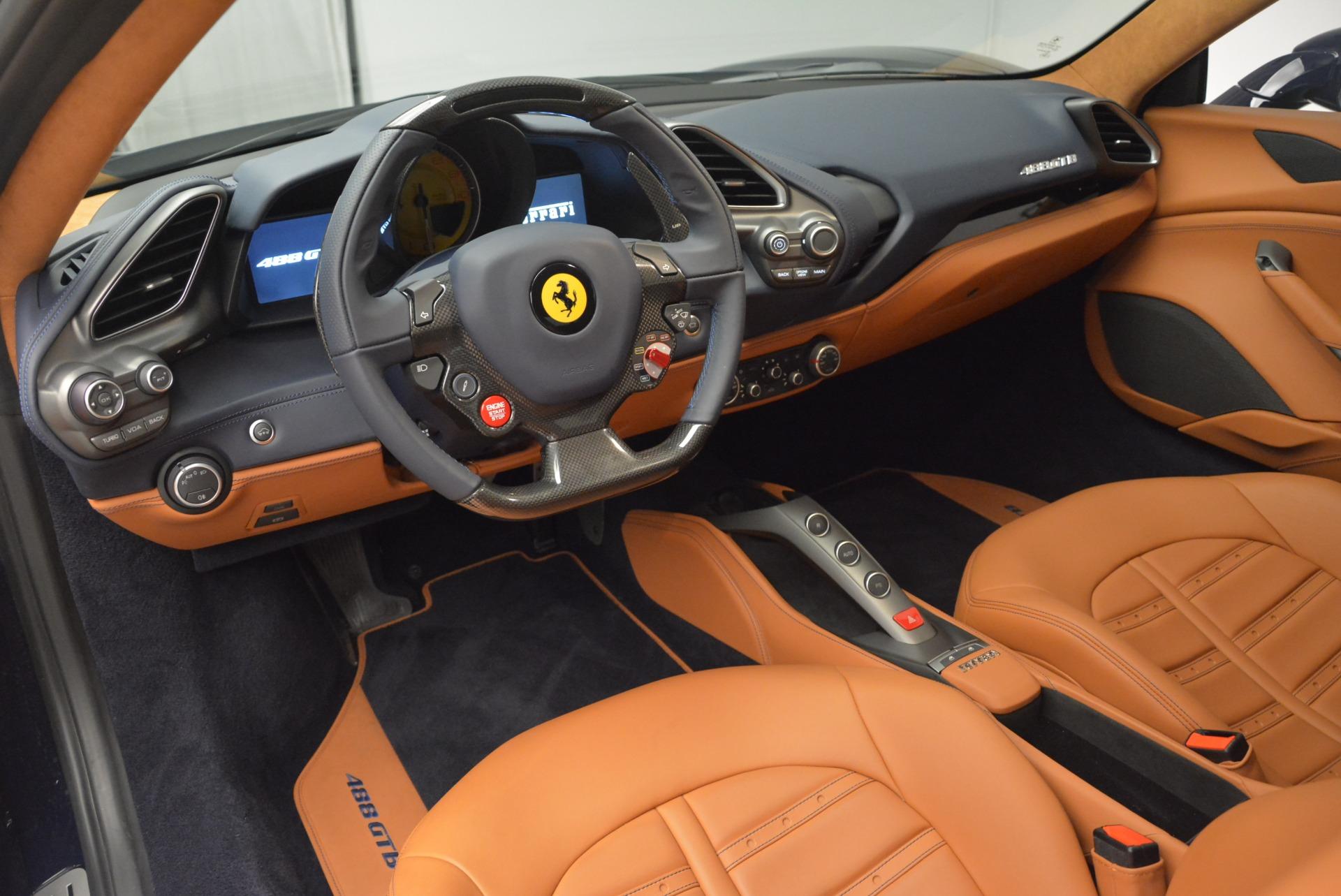 Used 2018 Ferrari 488 GTB  For Sale In Greenwich, CT. Alfa Romeo of Greenwich, 4600 2388_p13