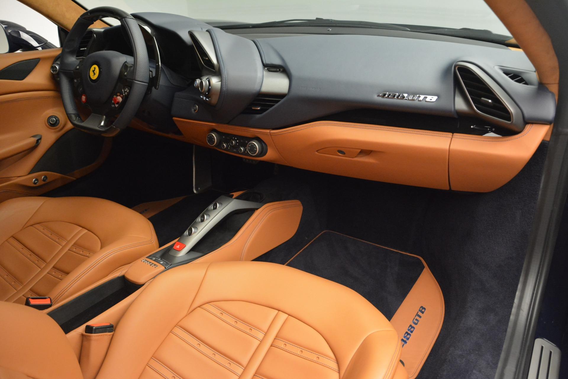 Used 2018 Ferrari 488 GTB  For Sale In Greenwich, CT. Alfa Romeo of Greenwich, 4600 2388_p17
