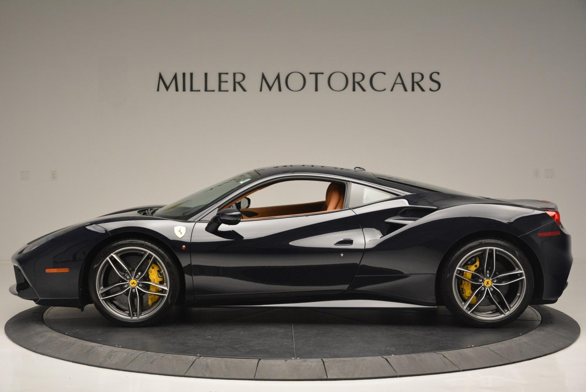 Used 2018 Ferrari 488 GTB  For Sale In Greenwich, CT. Alfa Romeo of Greenwich, 4600 2388_p3