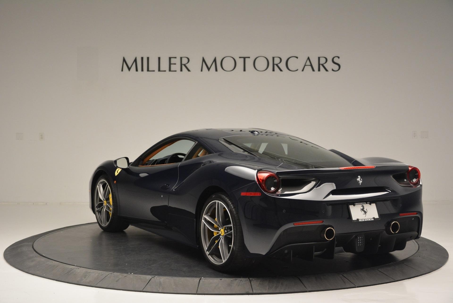 Used 2018 Ferrari 488 GTB  For Sale In Greenwich, CT. Alfa Romeo of Greenwich, 4600 2388_p5