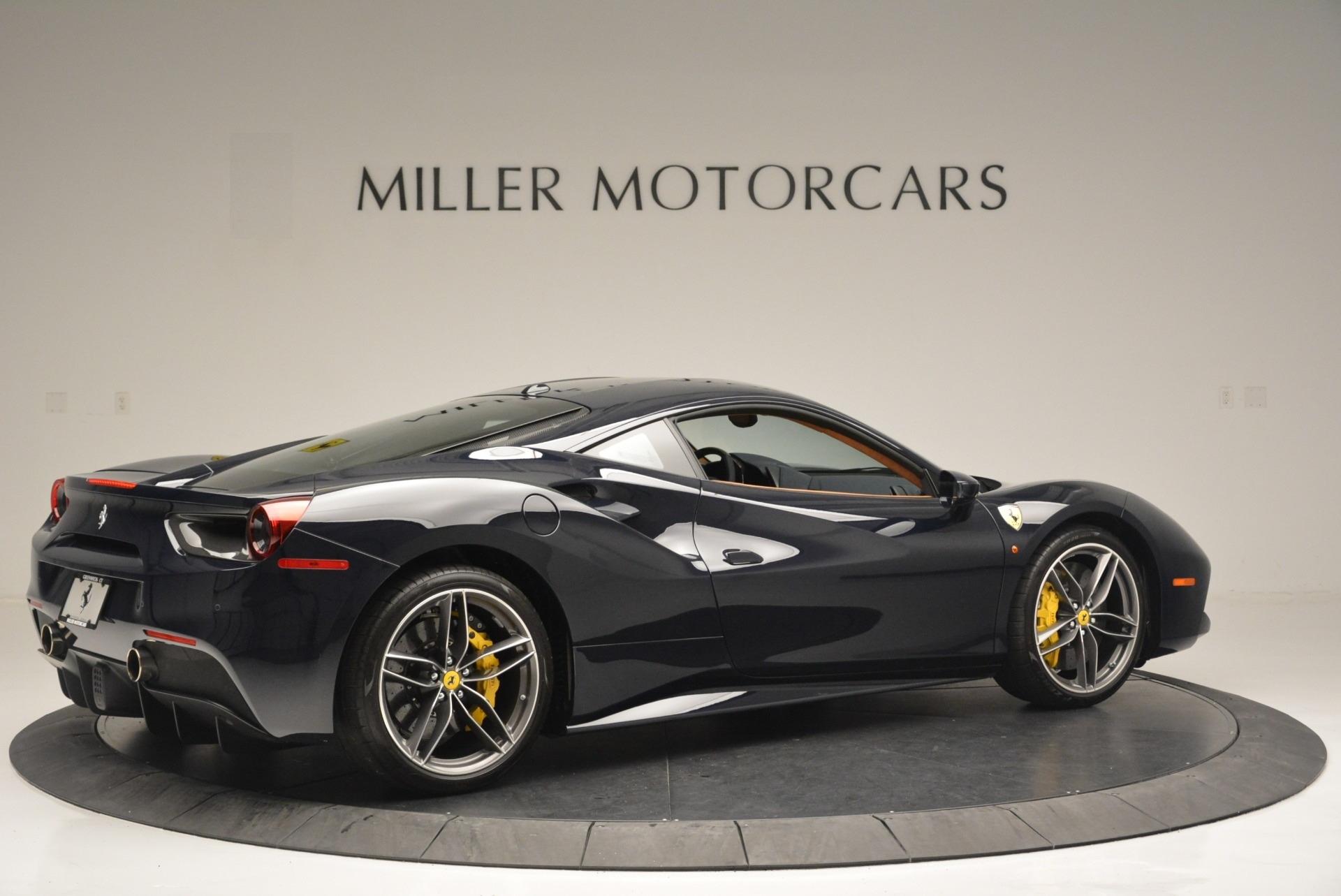 Used 2018 Ferrari 488 GTB  For Sale In Greenwich, CT. Alfa Romeo of Greenwich, 4600 2388_p8