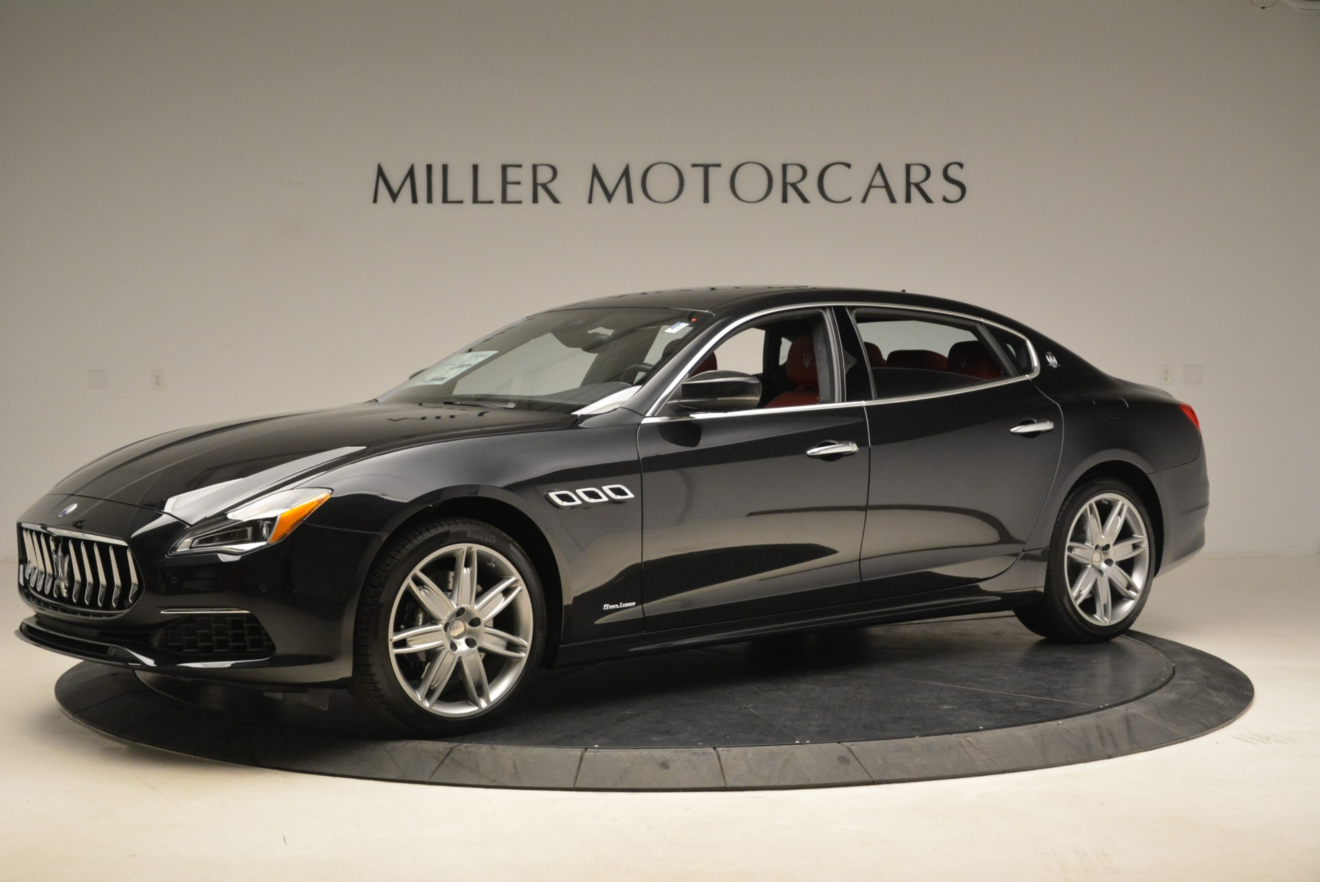 New 2018 Maserati Quattroporte S Q4 GranLusso For Sale In Greenwich, CT. Alfa Romeo of Greenwich, M2175 2390_p2