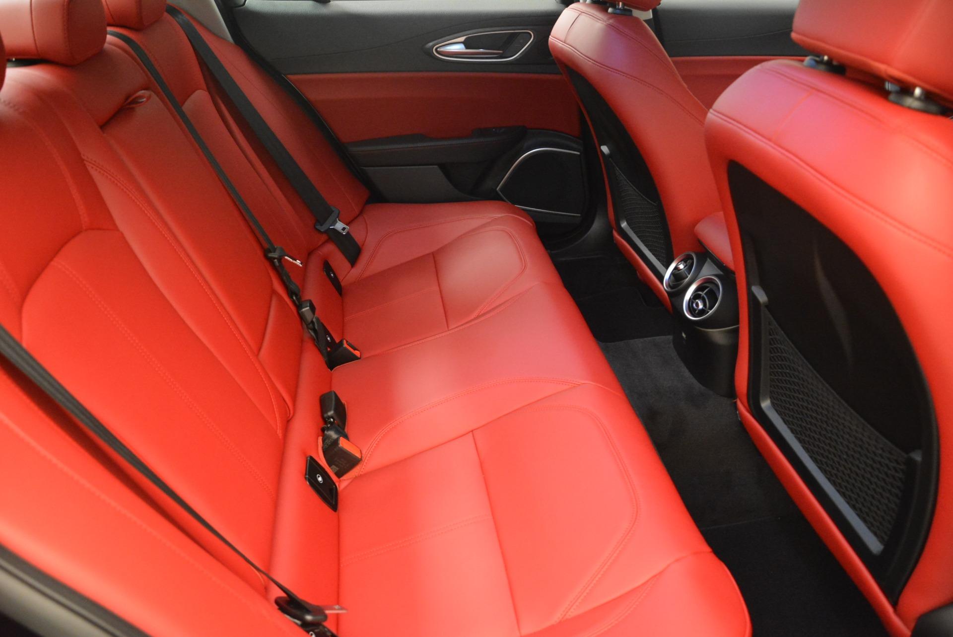 New 2018 Alfa Romeo Giulia Q4 For Sale In Greenwich, CT. Alfa Romeo of Greenwich, LW200 2395_p23