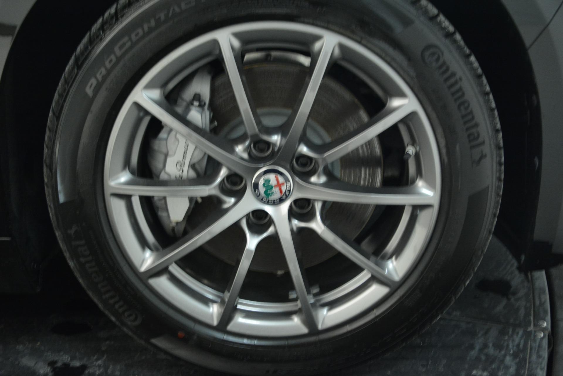 New 2018 Alfa Romeo Giulia Q4 For Sale In Greenwich, CT. Alfa Romeo of Greenwich, LW200 2395_p25