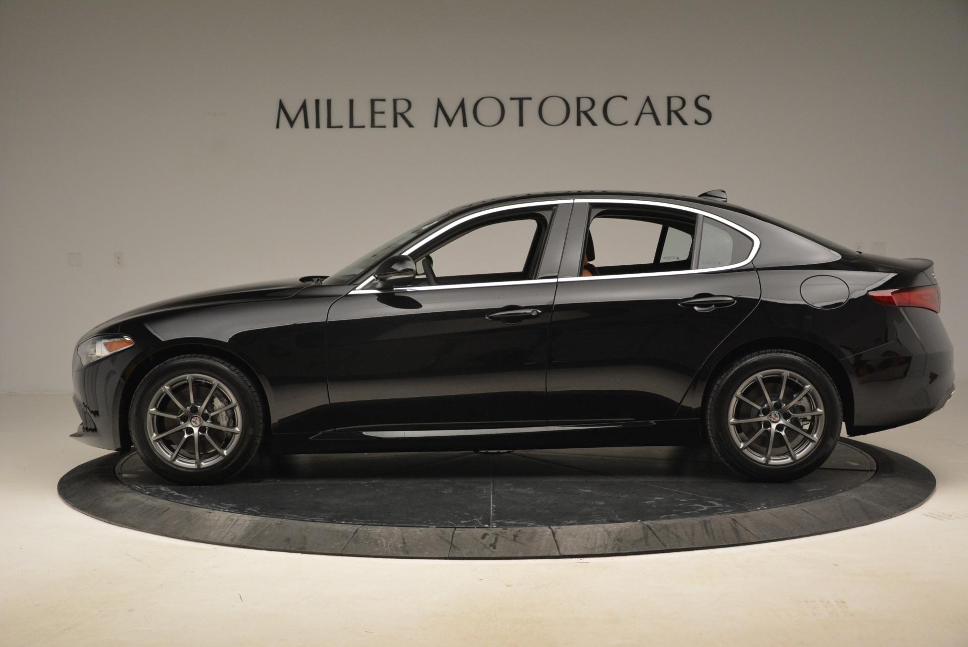 New 2018 Alfa Romeo Giulia Q4 For Sale In Greenwich, CT. Alfa Romeo of Greenwich, LW200 2395_p3