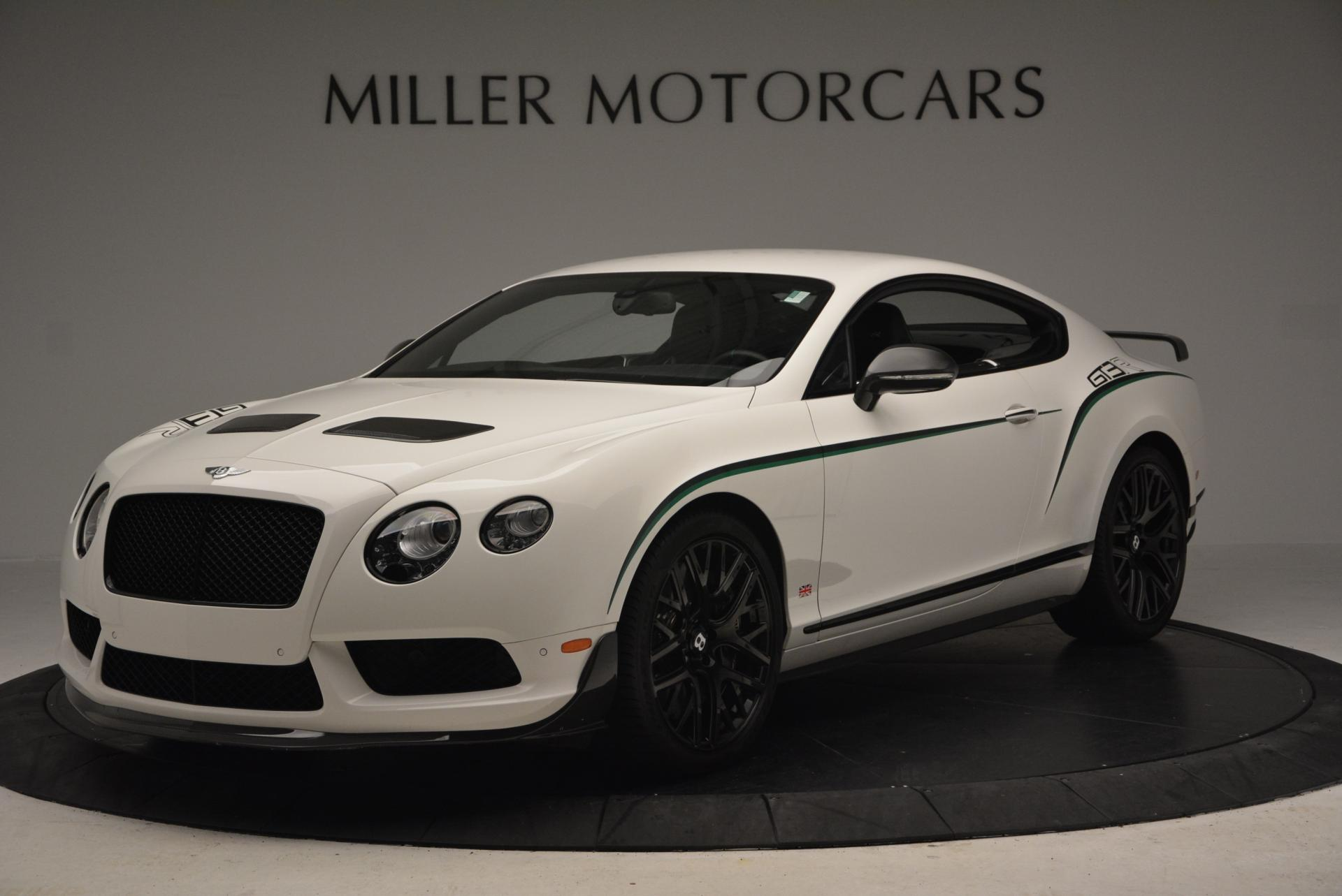 Used 2015 Bentley GT GT3-R  For Sale In Greenwich, CT. Alfa Romeo of Greenwich, 6680 24_p2