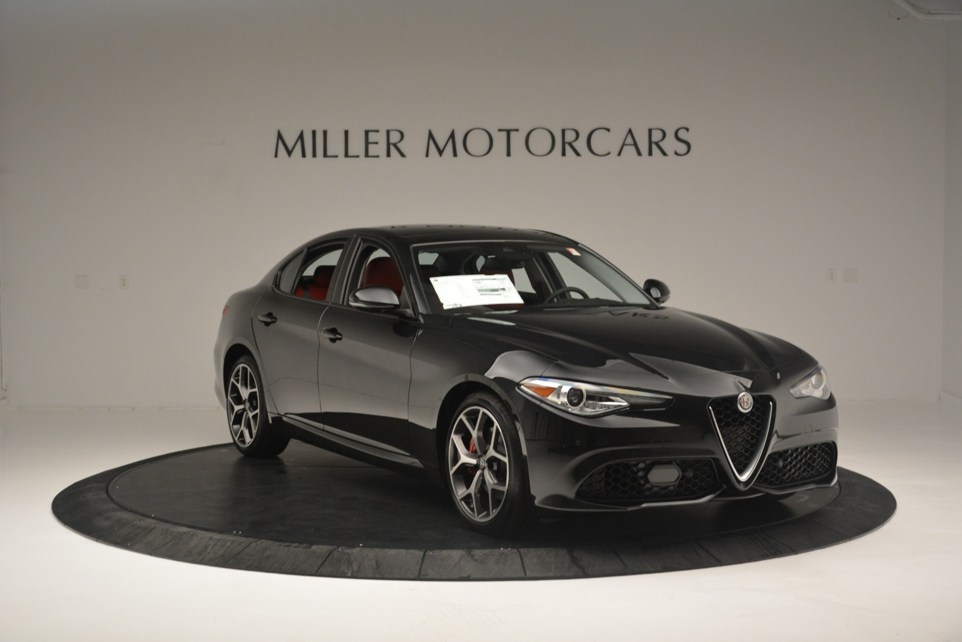 New 2018 Alfa Romeo Giulia Ti Sport Q4 For Sale In Greenwich, CT. Alfa Romeo of Greenwich, L436 2400_p11