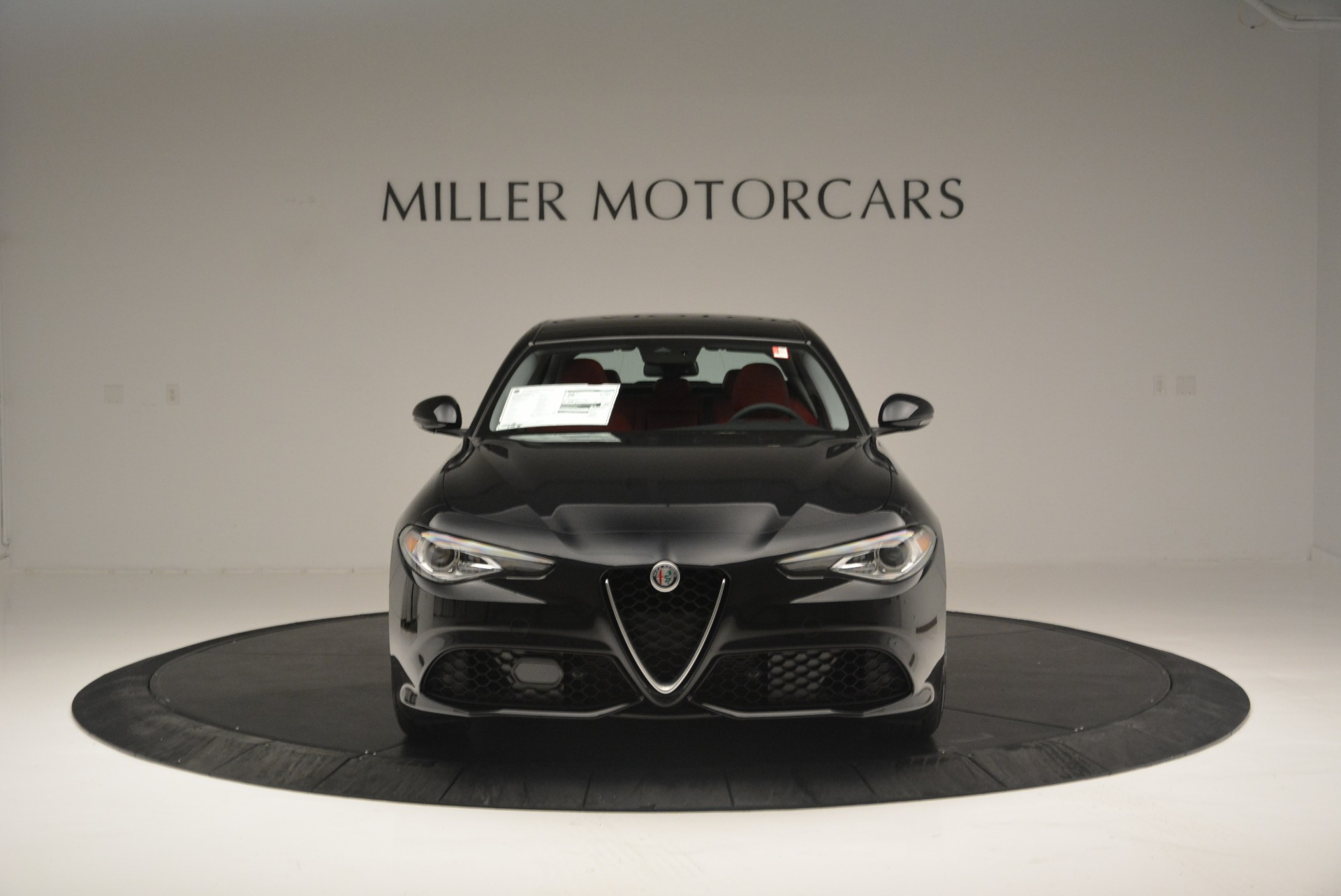 New 2018 Alfa Romeo Giulia Ti Sport Q4 For Sale In Greenwich, CT. Alfa Romeo of Greenwich, L436 2400_p12