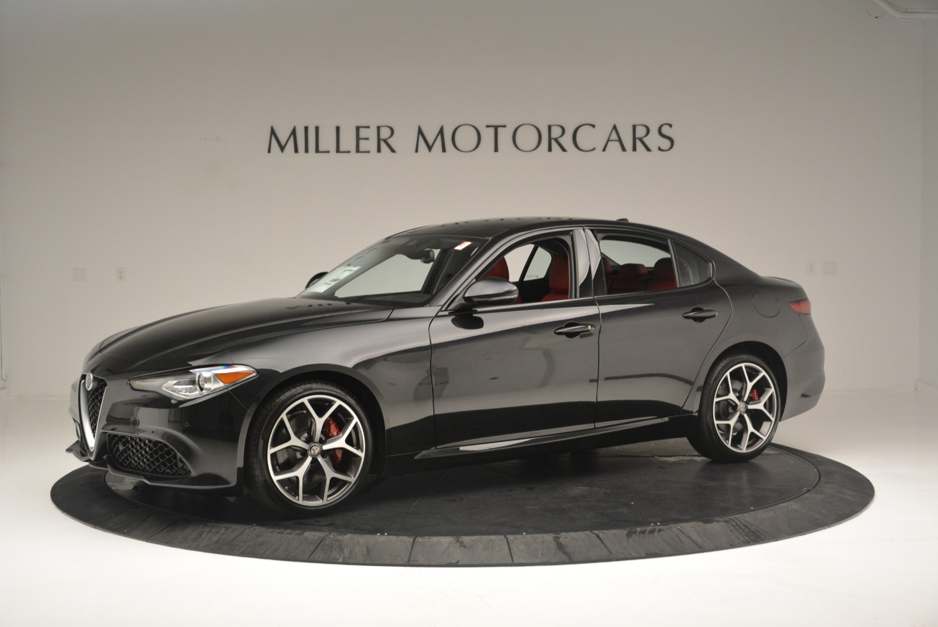 New 2018 Alfa Romeo Giulia Ti Sport Q4 For Sale In Greenwich, CT. Alfa Romeo of Greenwich, L436 2400_p2