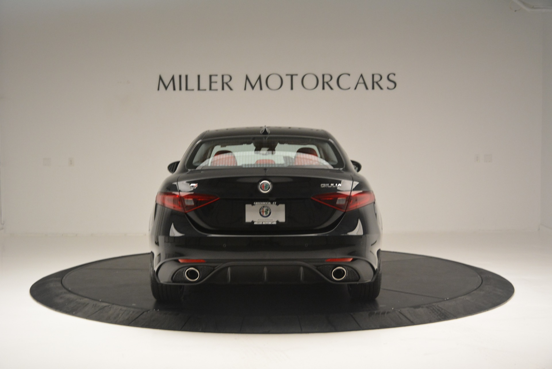 New 2018 Alfa Romeo Giulia Ti Sport Q4 For Sale In Greenwich, CT. Alfa Romeo of Greenwich, L436 2400_p6