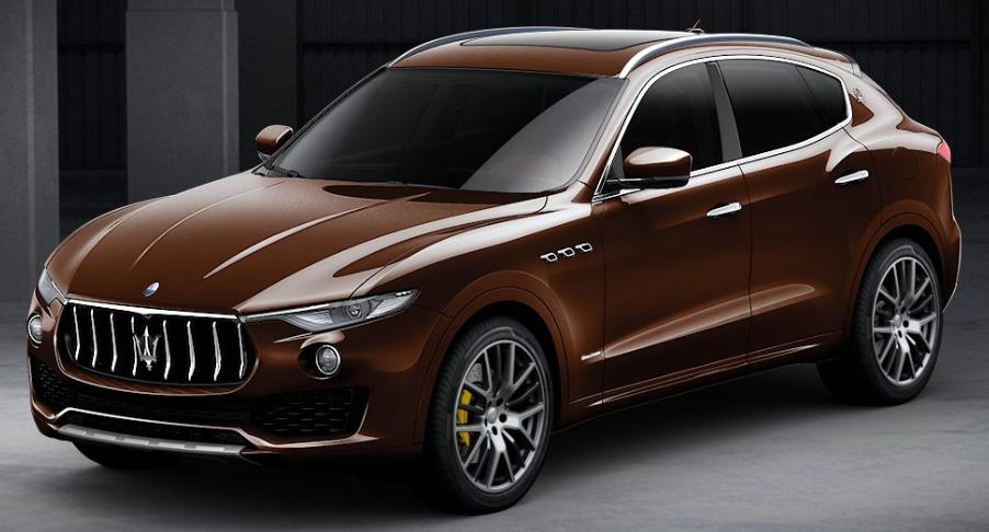 New 2018 Maserati Levante S Q4 GranLusso For Sale In Greenwich, CT. Alfa Romeo of Greenwich, M2179 2402_main