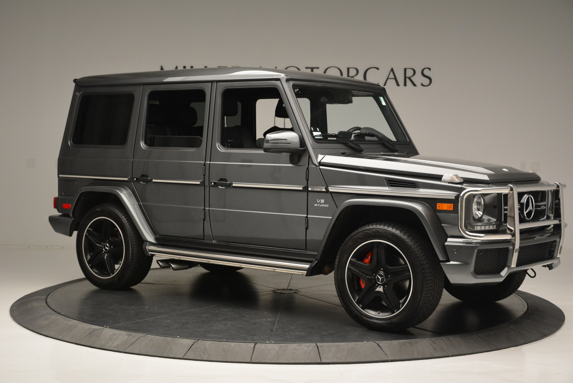 Used 2017 Mercedes-Benz G-Class AMG G 63 For Sale In Greenwich, CT. Alfa Romeo of Greenwich, L406A 2409_p10