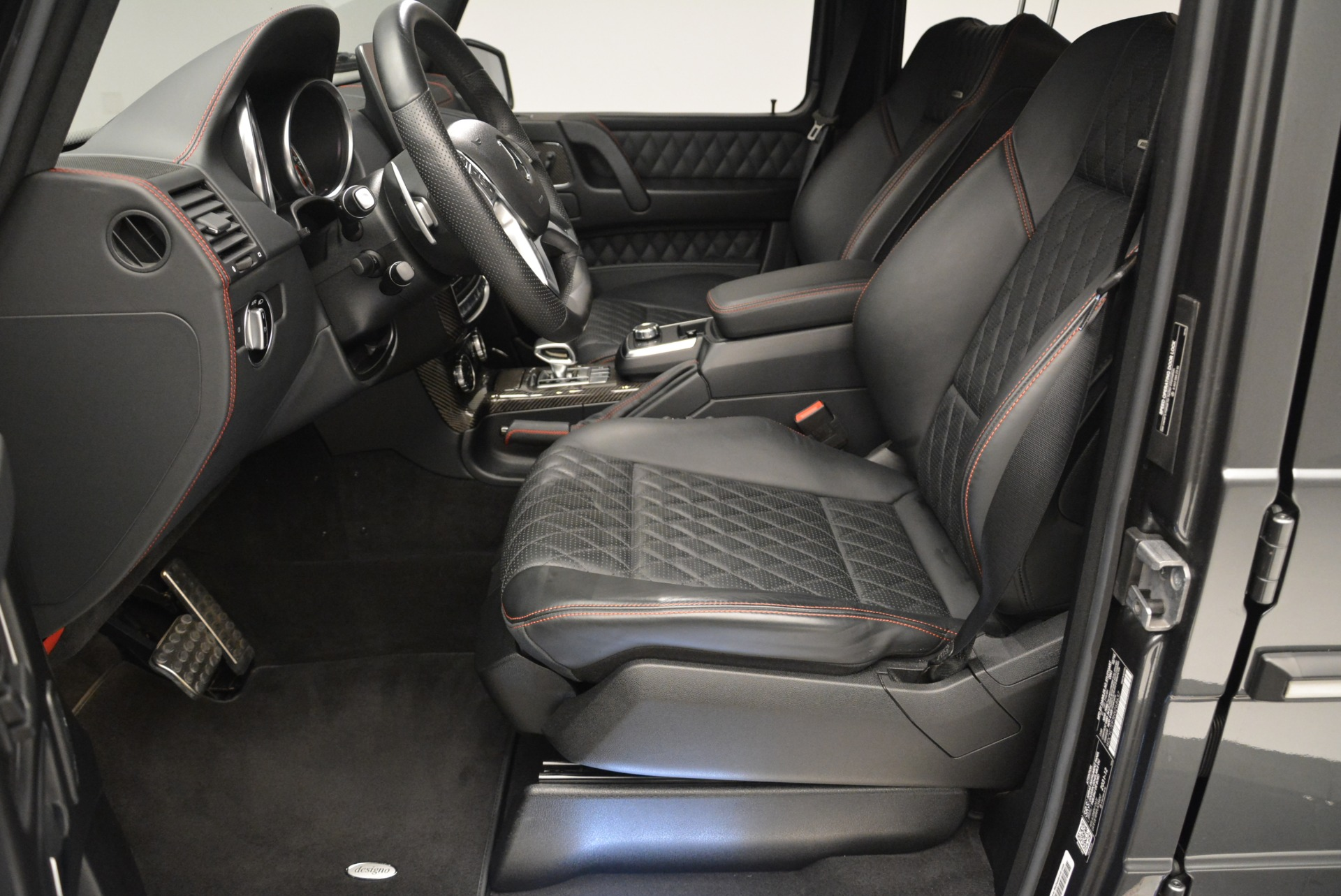Used 2017 Mercedes-Benz G-Class AMG G 63 For Sale In Greenwich, CT. Alfa Romeo of Greenwich, L406A 2409_p14