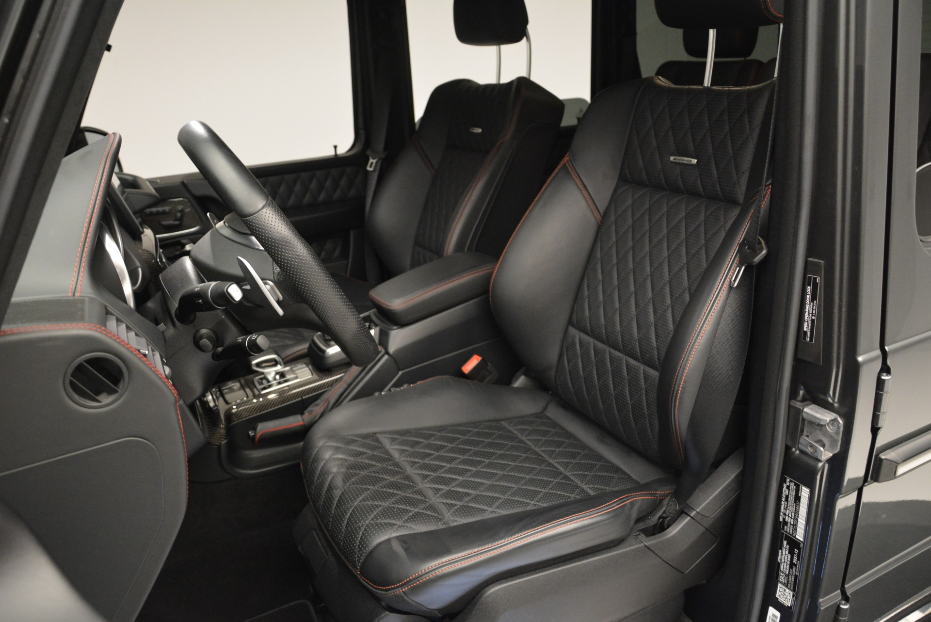 Used 2017 Mercedes-Benz G-Class AMG G 63 For Sale In Greenwich, CT. Alfa Romeo of Greenwich, L406A 2409_p15