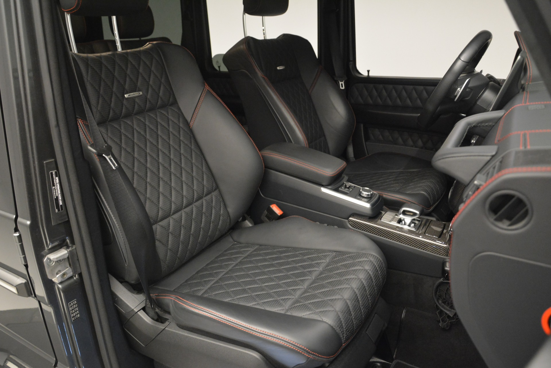 Used 2017 Mercedes-Benz G-Class AMG G 63 For Sale In Greenwich, CT. Alfa Romeo of Greenwich, L406A 2409_p20