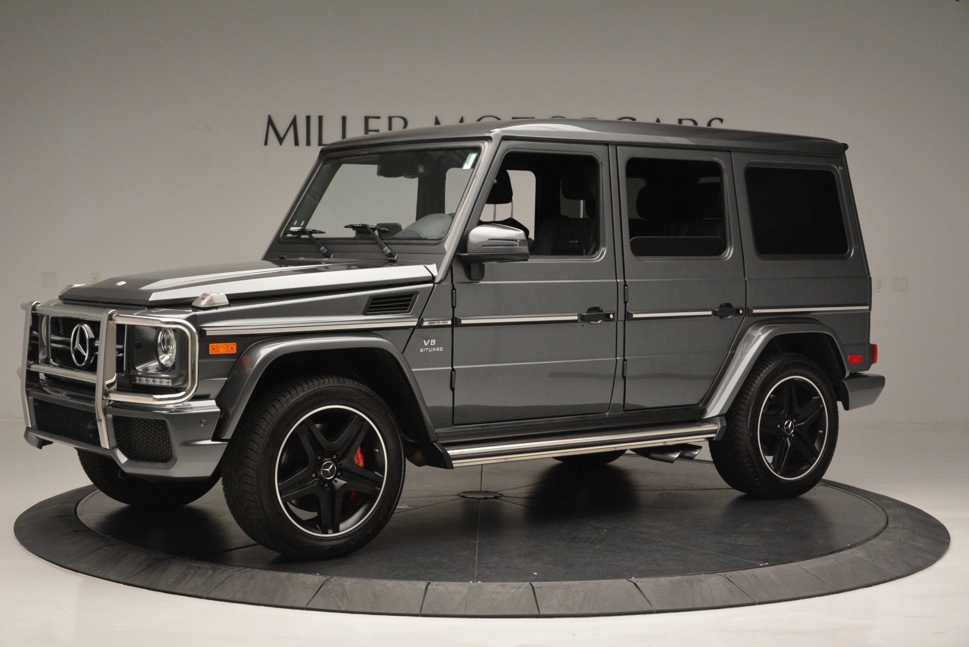 Used 2017 Mercedes-Benz G-Class AMG G 63 For Sale In Greenwich, CT. Alfa Romeo of Greenwich, L406A 2409_p2