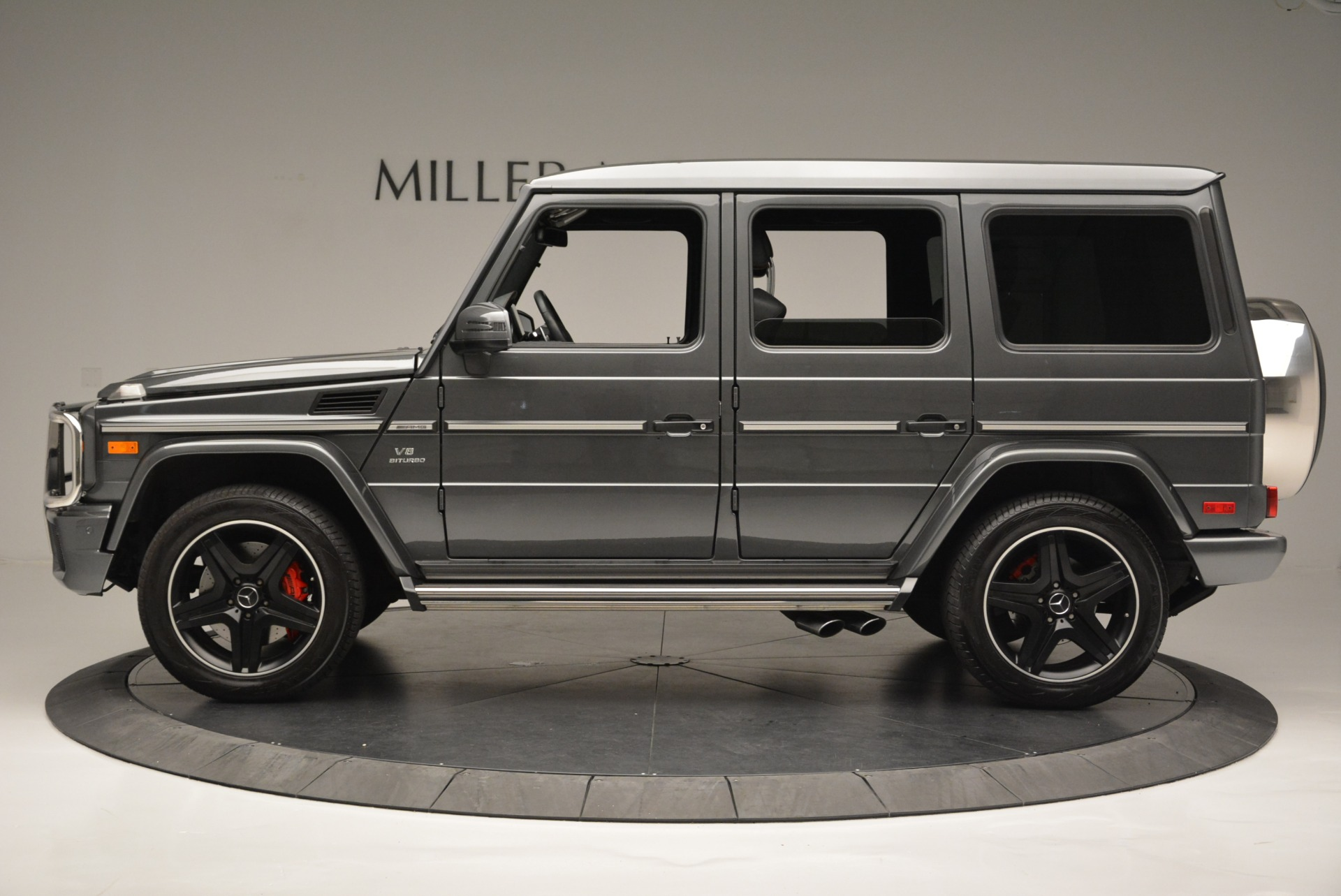 Used 2017 Mercedes-Benz G-Class AMG G 63 For Sale In Greenwich, CT. Alfa Romeo of Greenwich, L406A 2409_p3