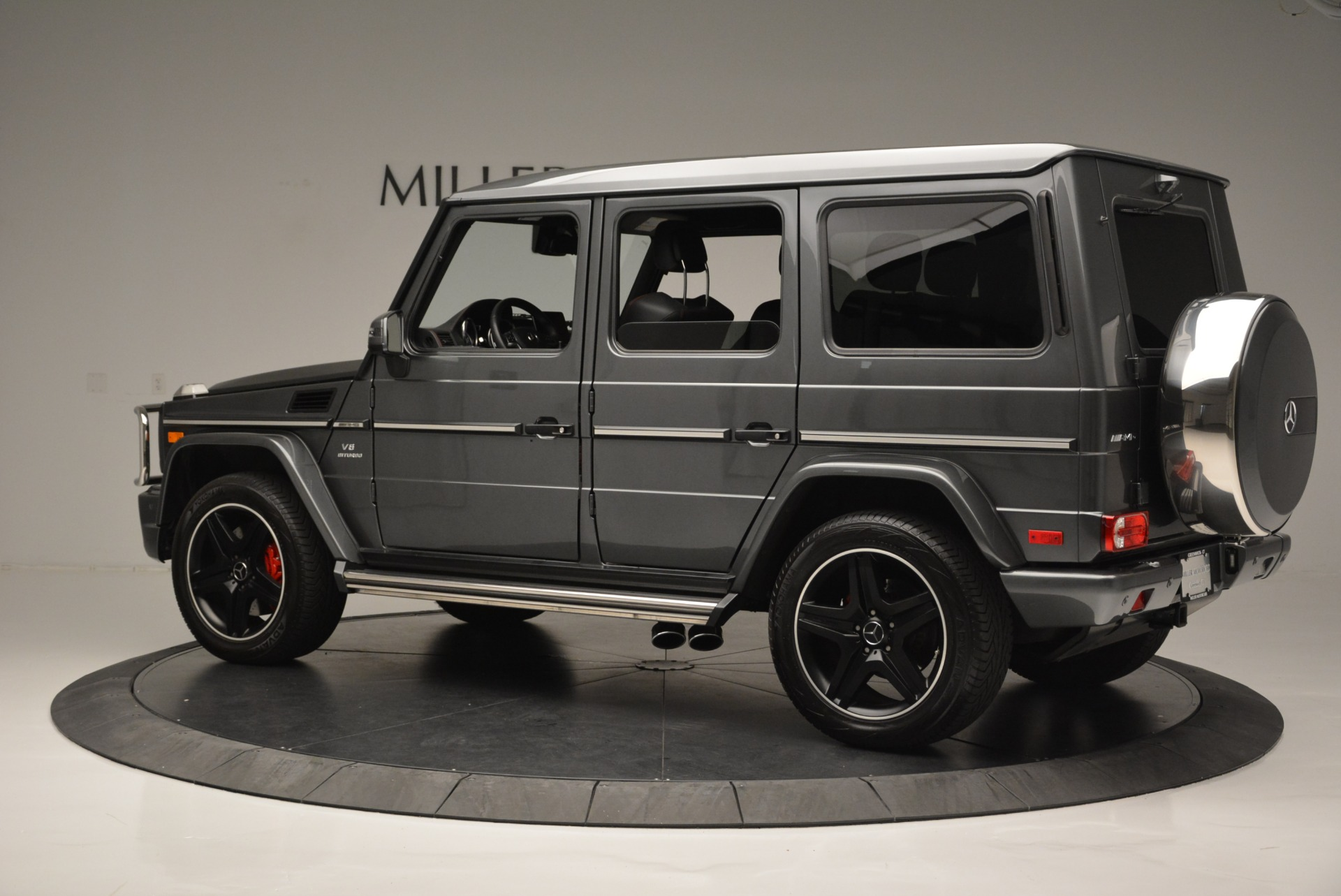 Used 2017 Mercedes-Benz G-Class AMG G 63 For Sale In Greenwich, CT. Alfa Romeo of Greenwich, L406A 2409_p4