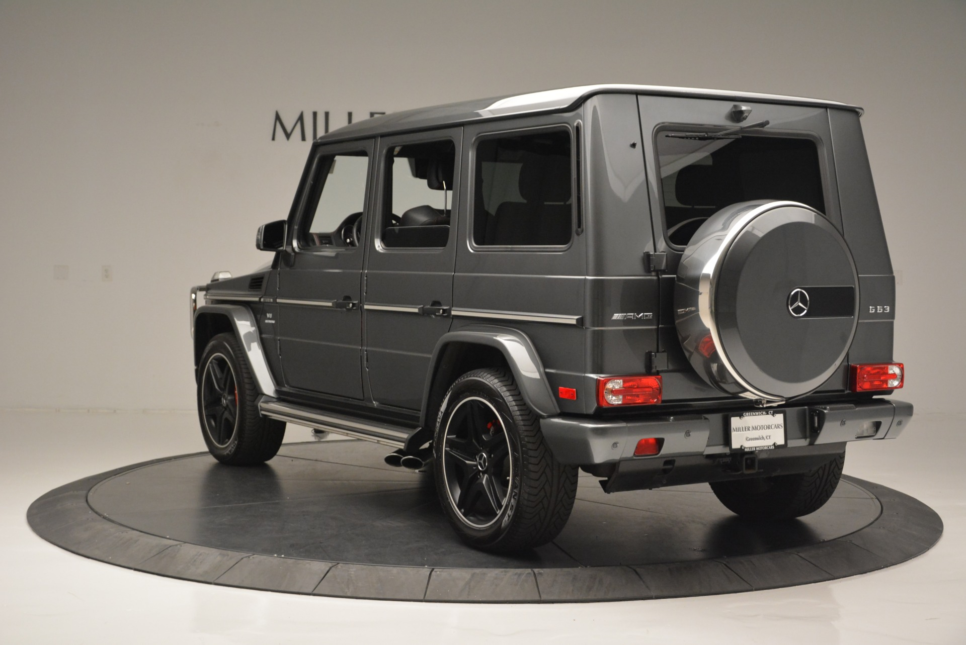 Used 2017 Mercedes-Benz G-Class AMG G 63 For Sale In Greenwich, CT. Alfa Romeo of Greenwich, L406A 2409_p5