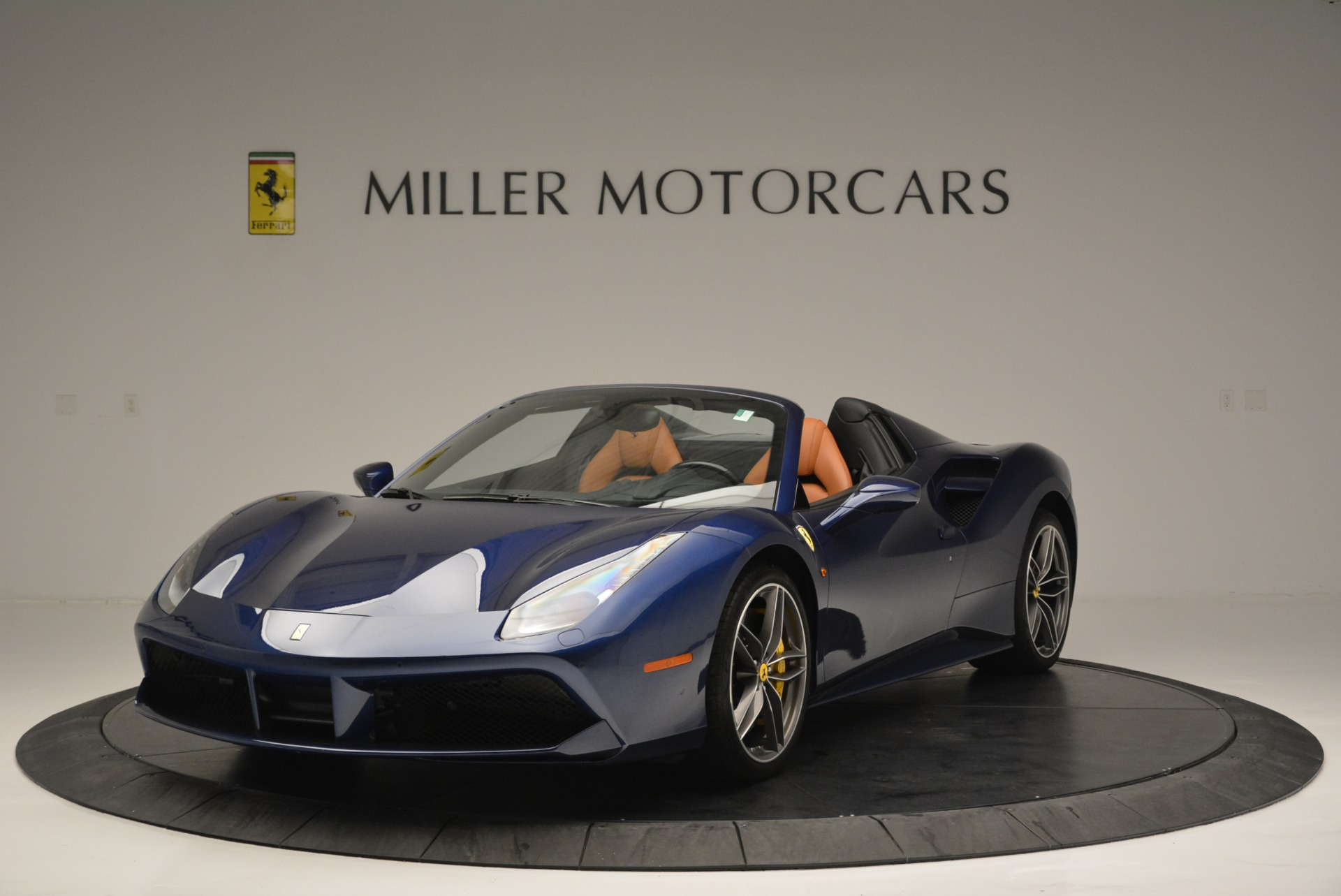 Used 2016 Ferrari 488 Spider  For Sale In Greenwich, CT. Alfa Romeo of Greenwich, 4490A 2411_main