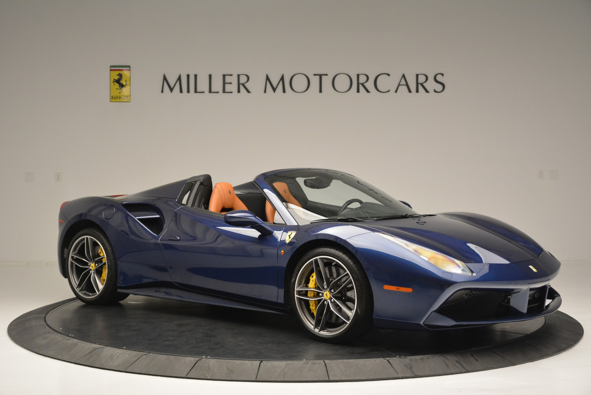 Used 2016 Ferrari 488 Spider  For Sale In Greenwich, CT. Alfa Romeo of Greenwich, 4490A 2411_p10