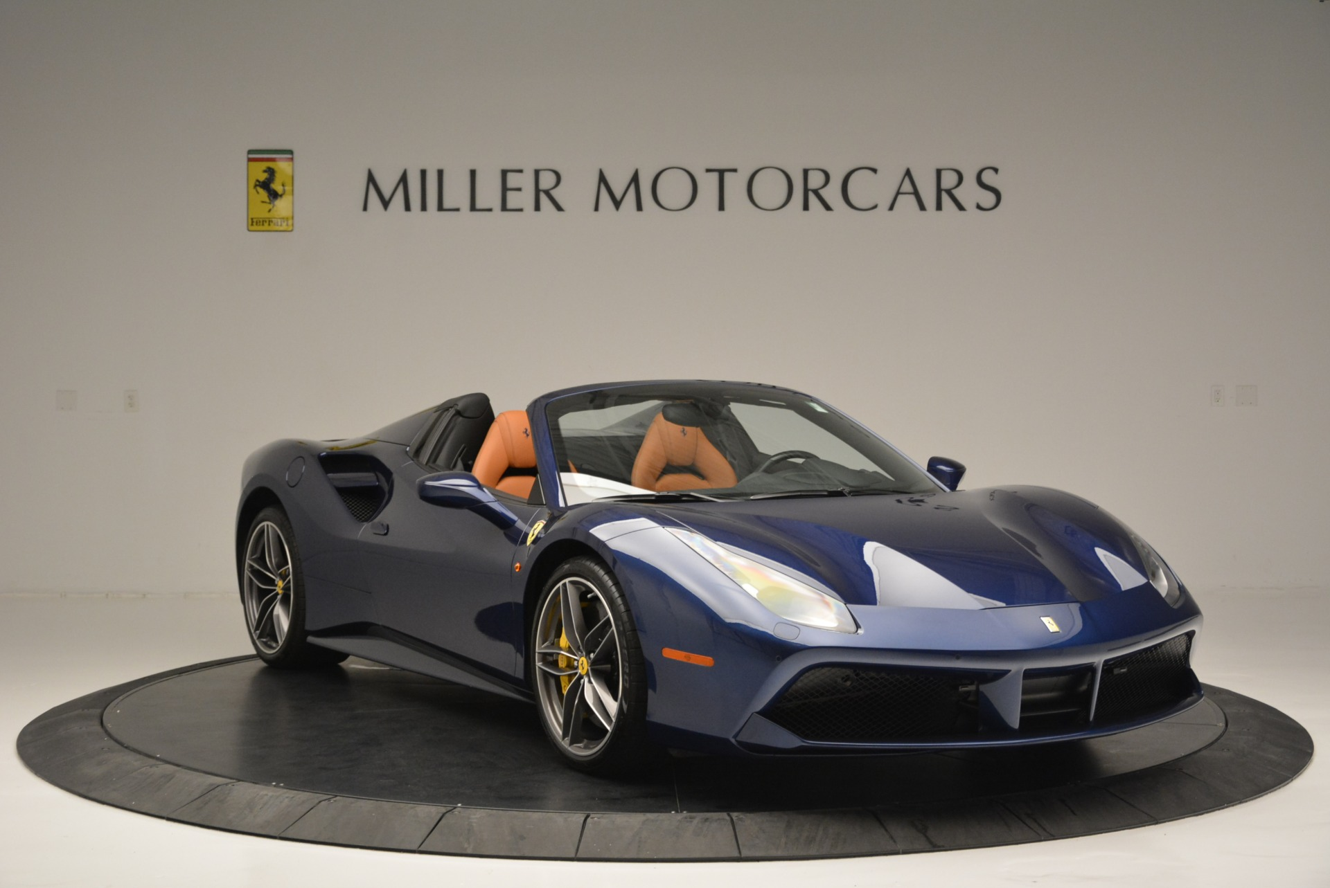 Used 2016 Ferrari 488 Spider  For Sale In Greenwich, CT. Alfa Romeo of Greenwich, 4490A 2411_p11