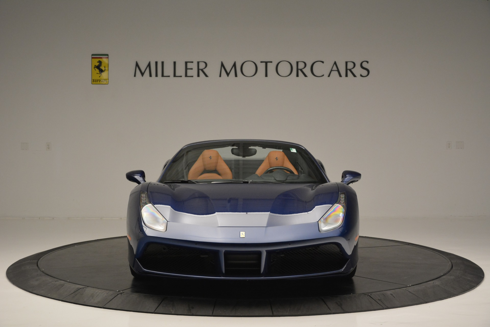 Used 2016 Ferrari 488 Spider  For Sale In Greenwich, CT. Alfa Romeo of Greenwich, 4490A 2411_p12