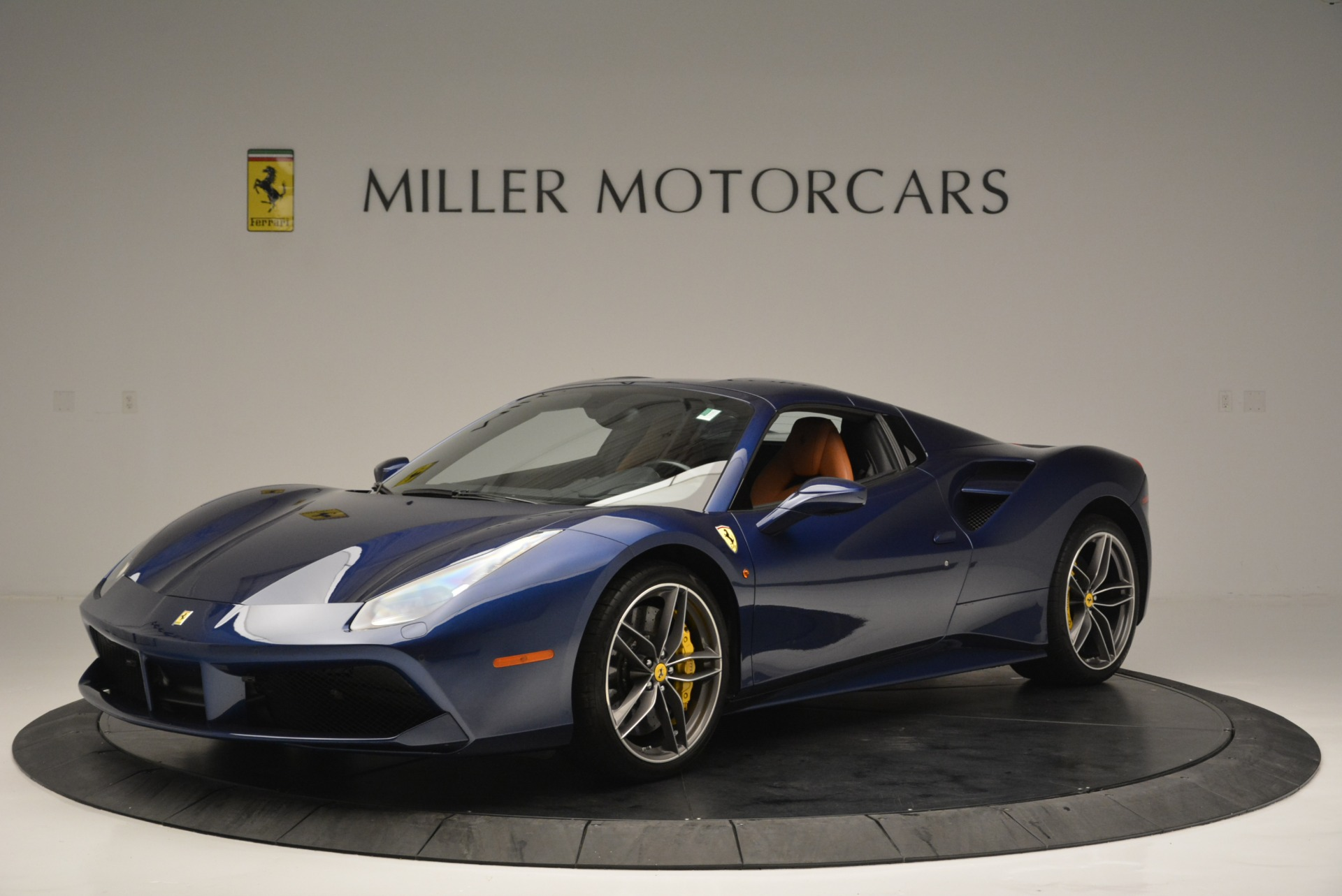 Used 2016 Ferrari 488 Spider  For Sale In Greenwich, CT. Alfa Romeo of Greenwich, 4490A 2411_p13