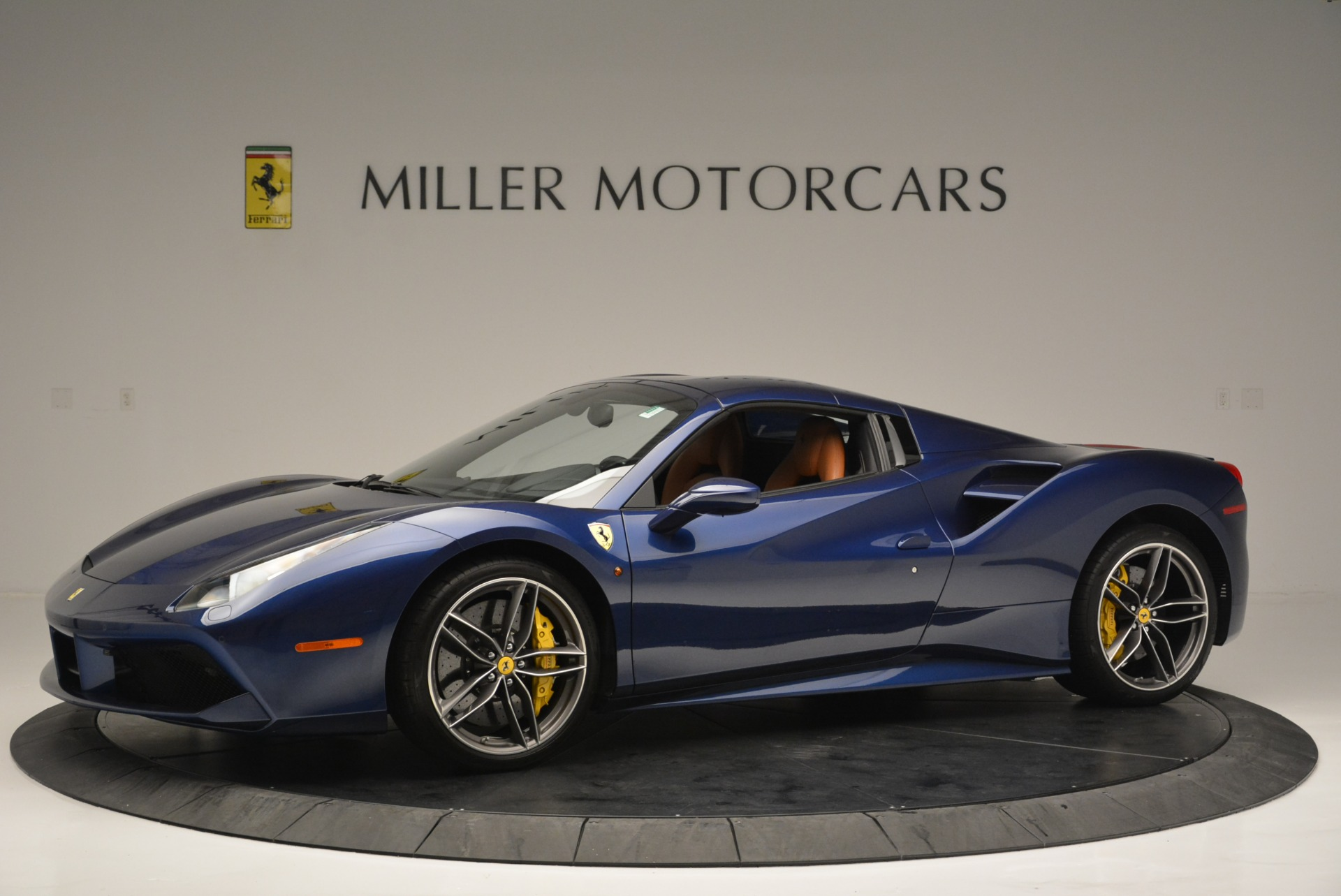 Used 2016 Ferrari 488 Spider  For Sale In Greenwich, CT. Alfa Romeo of Greenwich, 4490A 2411_p14