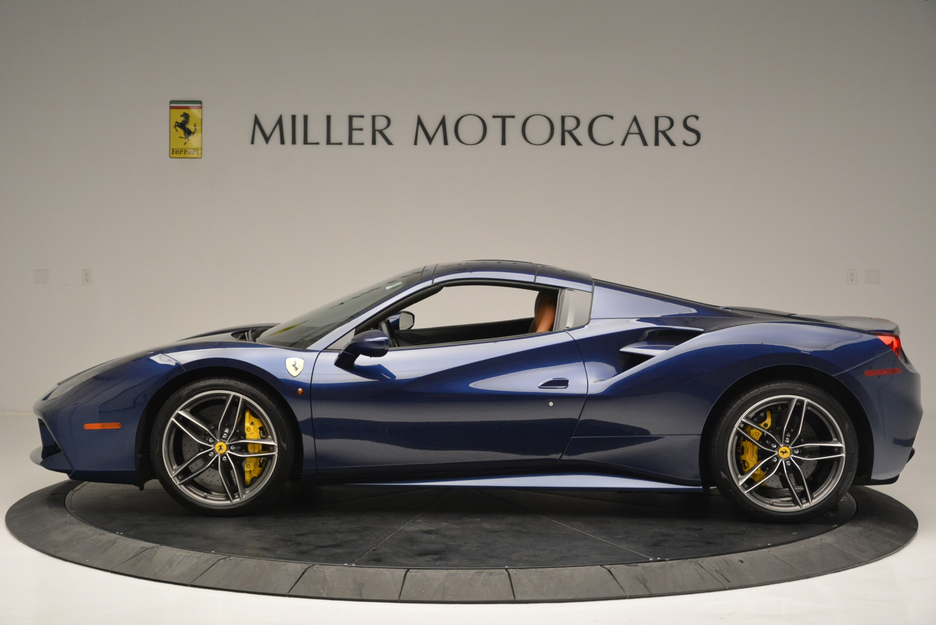 Used 2016 Ferrari 488 Spider  For Sale In Greenwich, CT. Alfa Romeo of Greenwich, 4490A 2411_p15