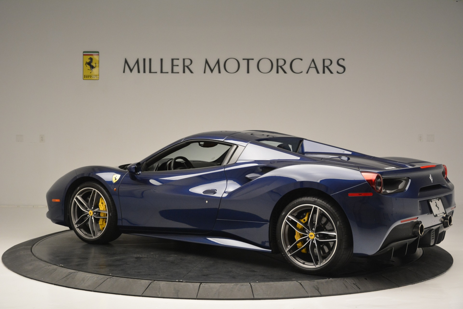 Used 2016 Ferrari 488 Spider  For Sale In Greenwich, CT. Alfa Romeo of Greenwich, 4490A 2411_p16