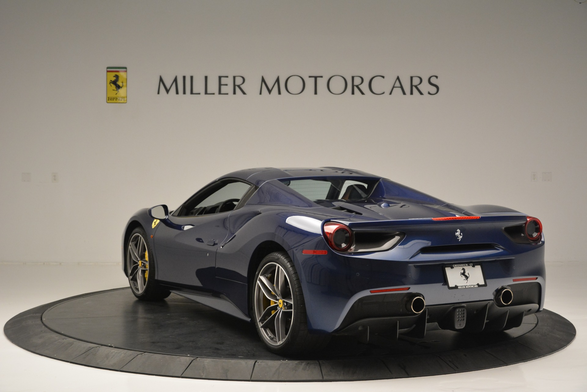 Used 2016 Ferrari 488 Spider  For Sale In Greenwich, CT. Alfa Romeo of Greenwich, 4490A 2411_p17