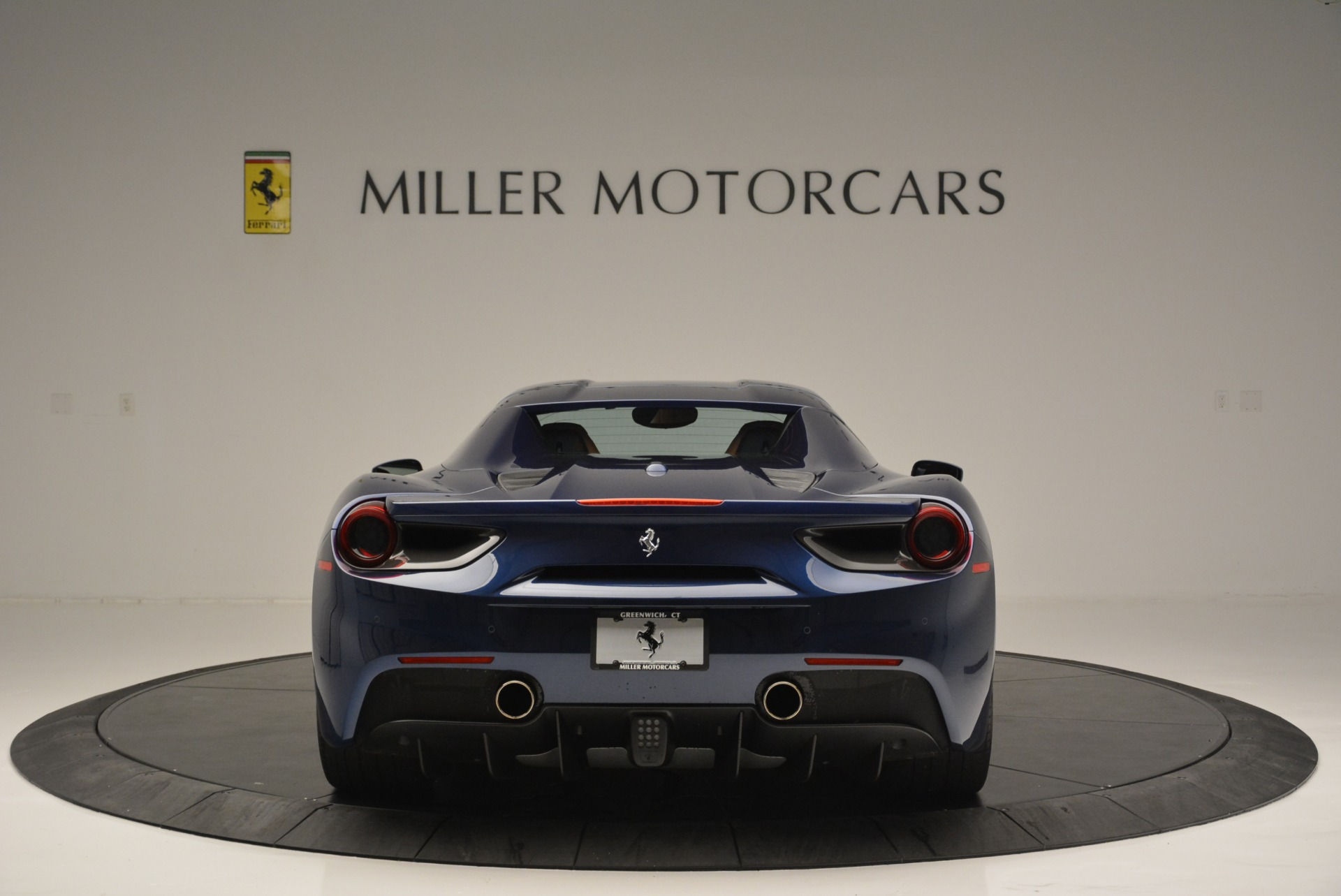 Used 2016 Ferrari 488 Spider  For Sale In Greenwich, CT. Alfa Romeo of Greenwich, 4490A 2411_p18