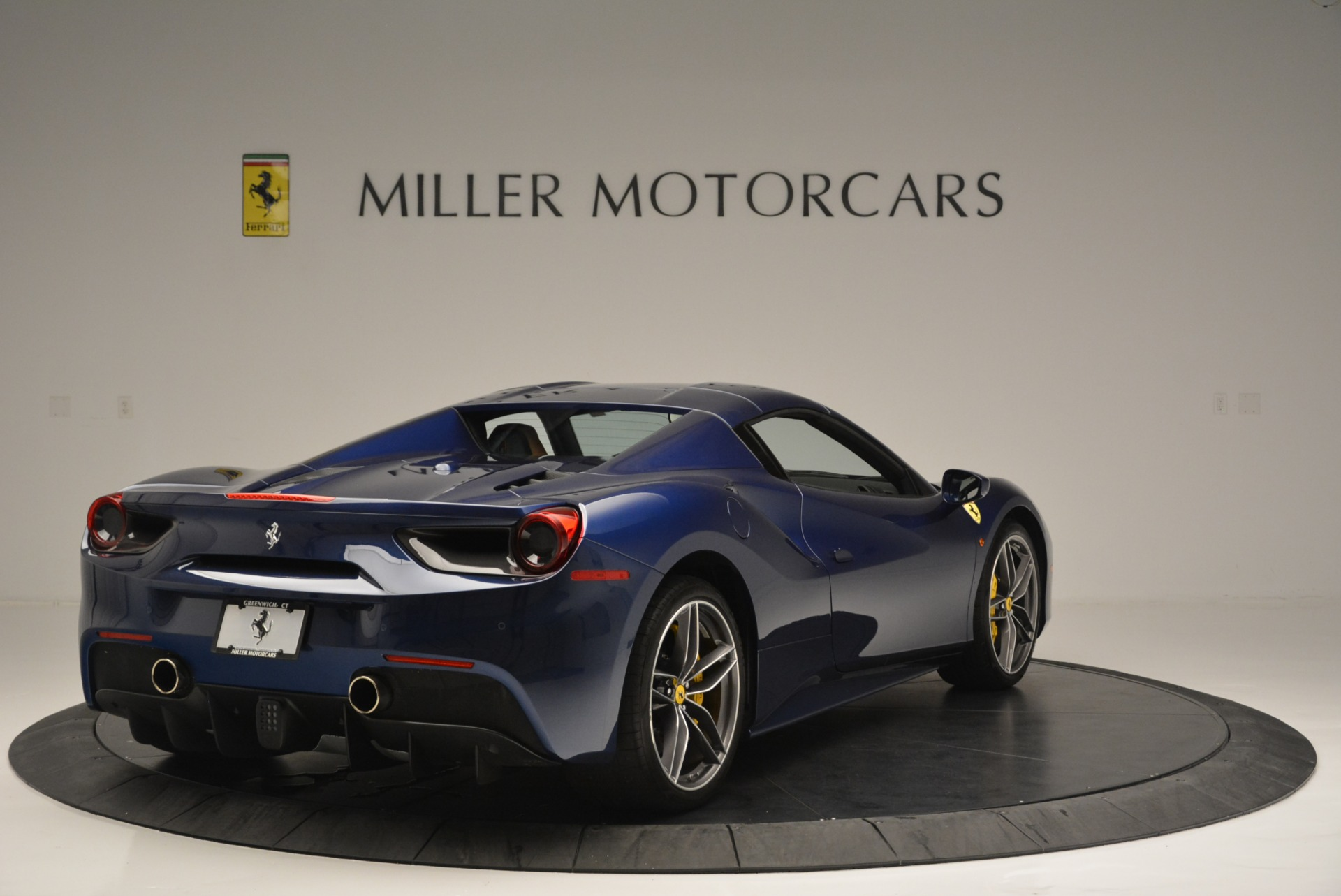 Used 2016 Ferrari 488 Spider  For Sale In Greenwich, CT. Alfa Romeo of Greenwich, 4490A 2411_p19