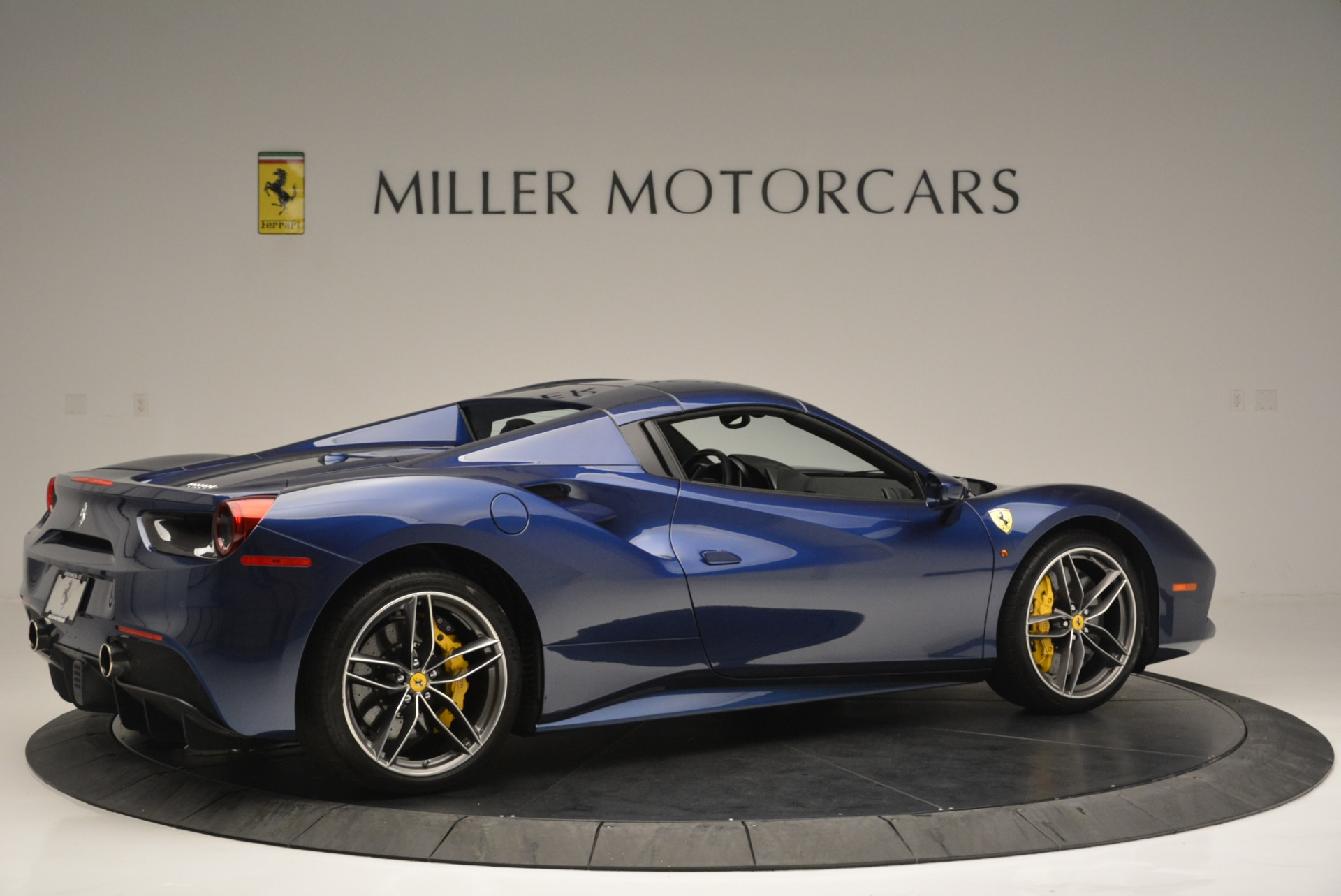 Used 2016 Ferrari 488 Spider  For Sale In Greenwich, CT. Alfa Romeo of Greenwich, 4490A 2411_p20