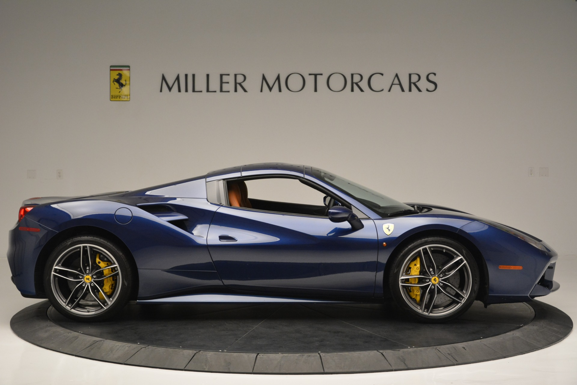 Used 2016 Ferrari 488 Spider  For Sale In Greenwich, CT. Alfa Romeo of Greenwich, 4490A 2411_p21