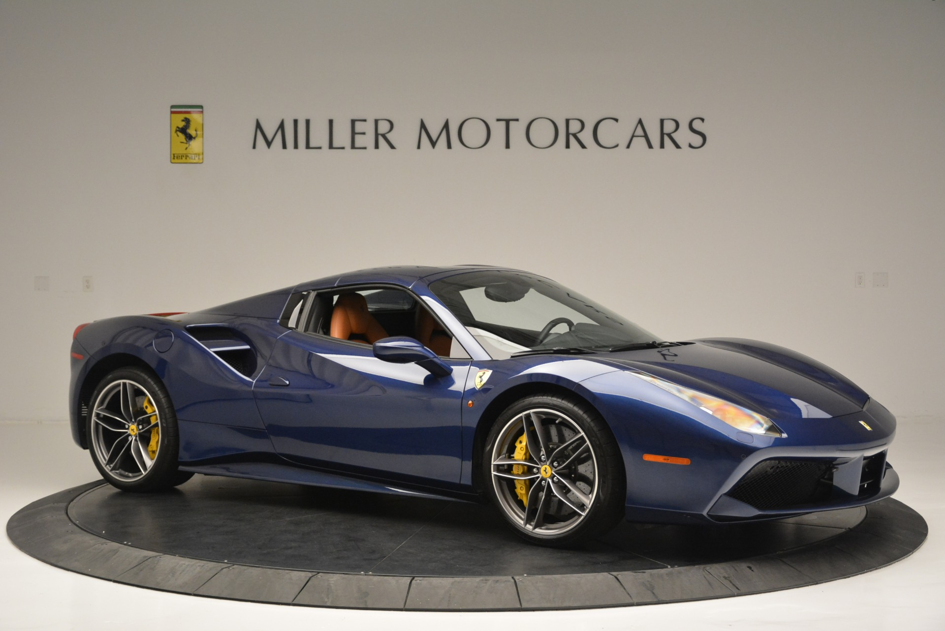 Used 2016 Ferrari 488 Spider  For Sale In Greenwich, CT. Alfa Romeo of Greenwich, 4490A 2411_p22