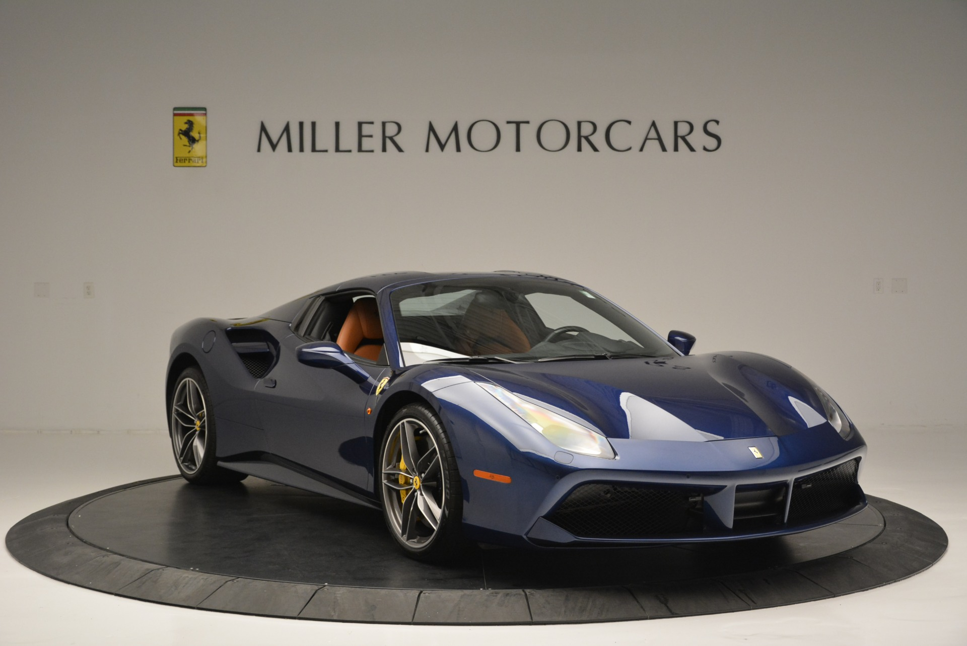 Used 2016 Ferrari 488 Spider  For Sale In Greenwich, CT. Alfa Romeo of Greenwich, 4490A 2411_p23
