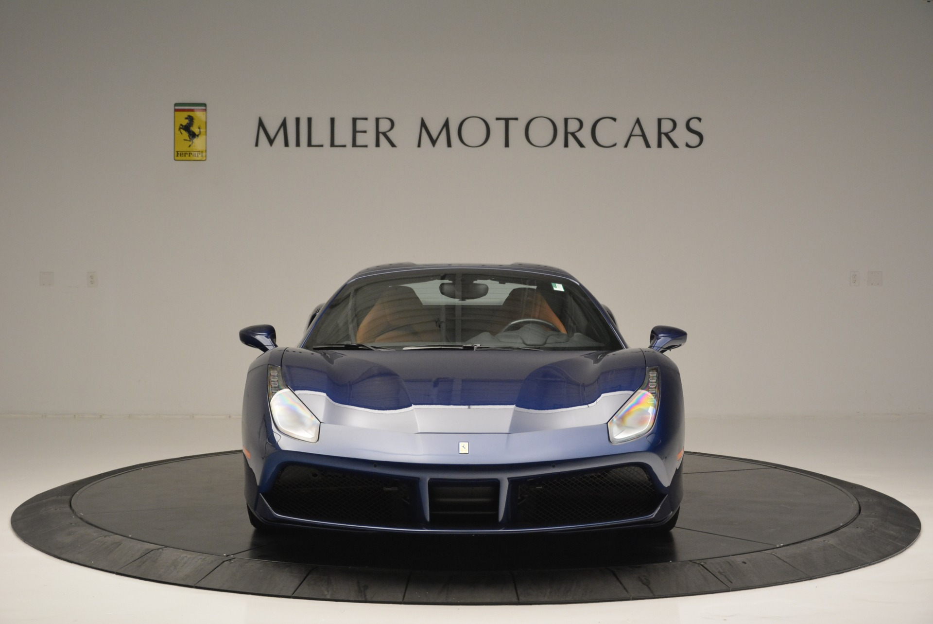 Used 2016 Ferrari 488 Spider  For Sale In Greenwich, CT. Alfa Romeo of Greenwich, 4490A 2411_p24