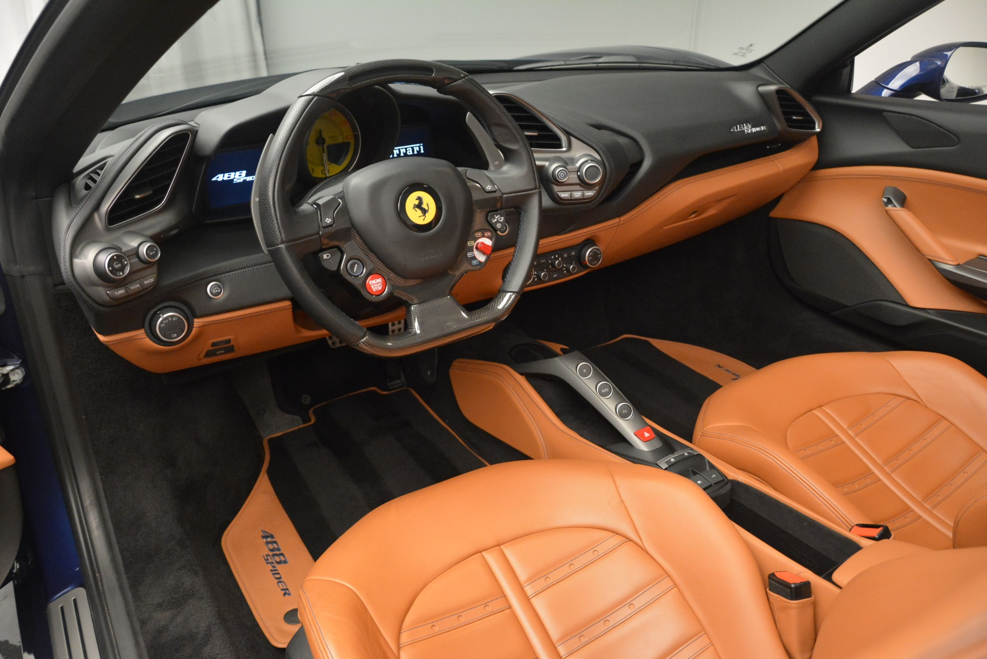 Used 2016 Ferrari 488 Spider  For Sale In Greenwich, CT. Alfa Romeo of Greenwich, 4490A 2411_p25