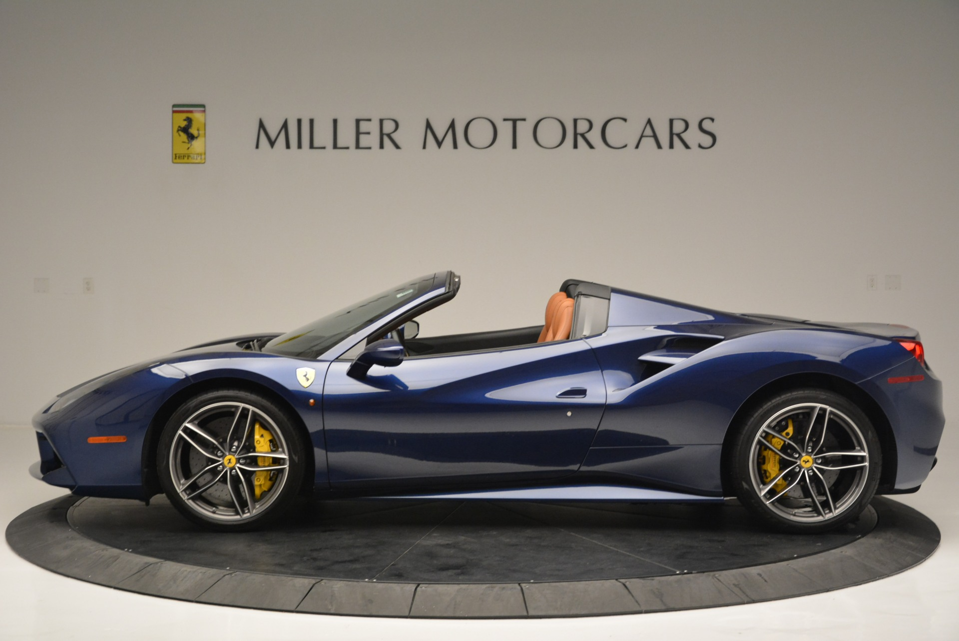 Used 2016 Ferrari 488 Spider  For Sale In Greenwich, CT. Alfa Romeo of Greenwich, 4490A 2411_p3