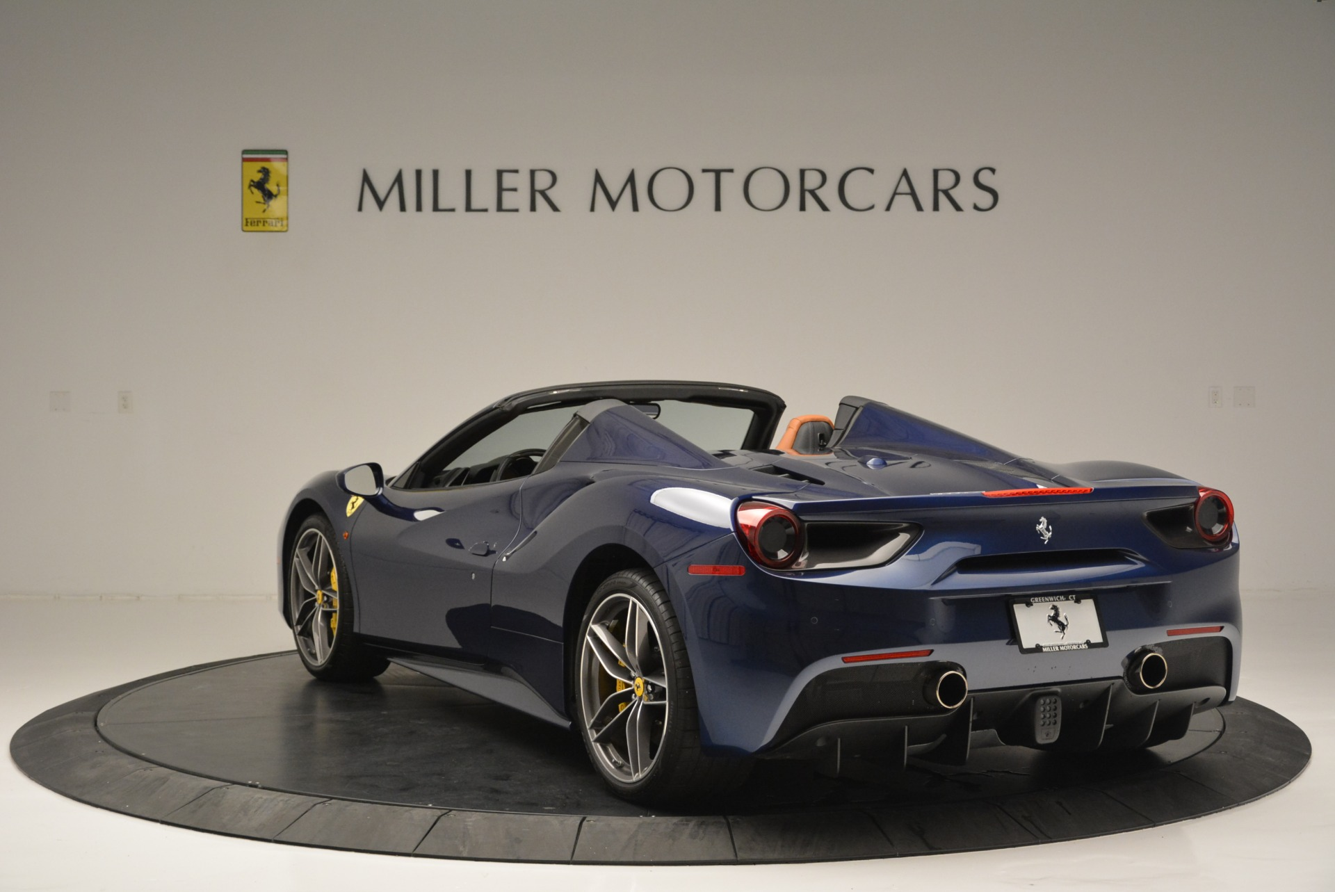 Used 2016 Ferrari 488 Spider  For Sale In Greenwich, CT. Alfa Romeo of Greenwich, 4490A 2411_p5