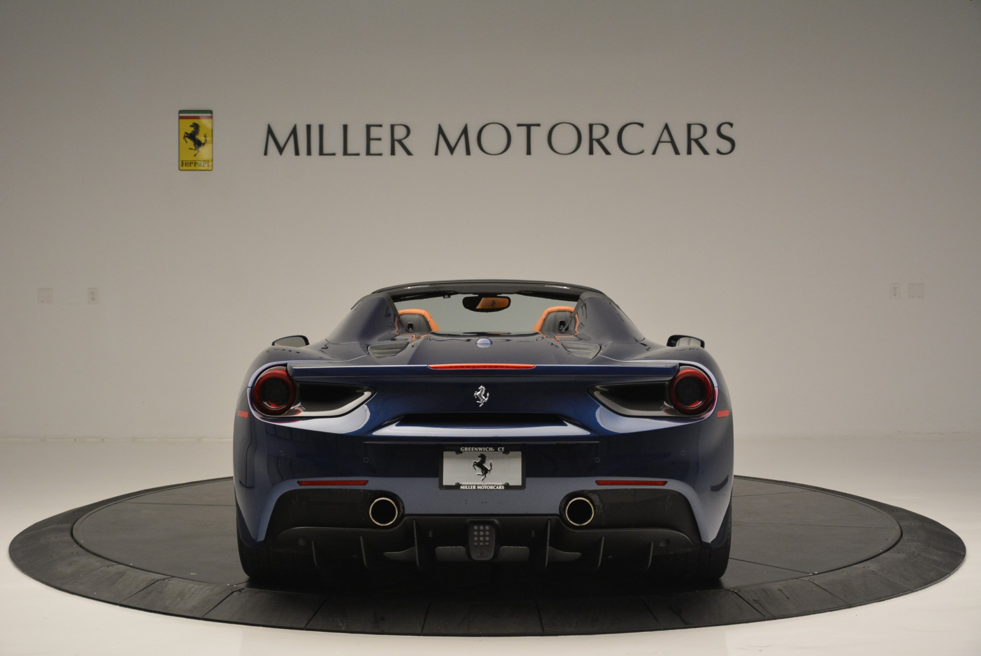 Used 2016 Ferrari 488 Spider  For Sale In Greenwich, CT. Alfa Romeo of Greenwich, 4490A 2411_p6