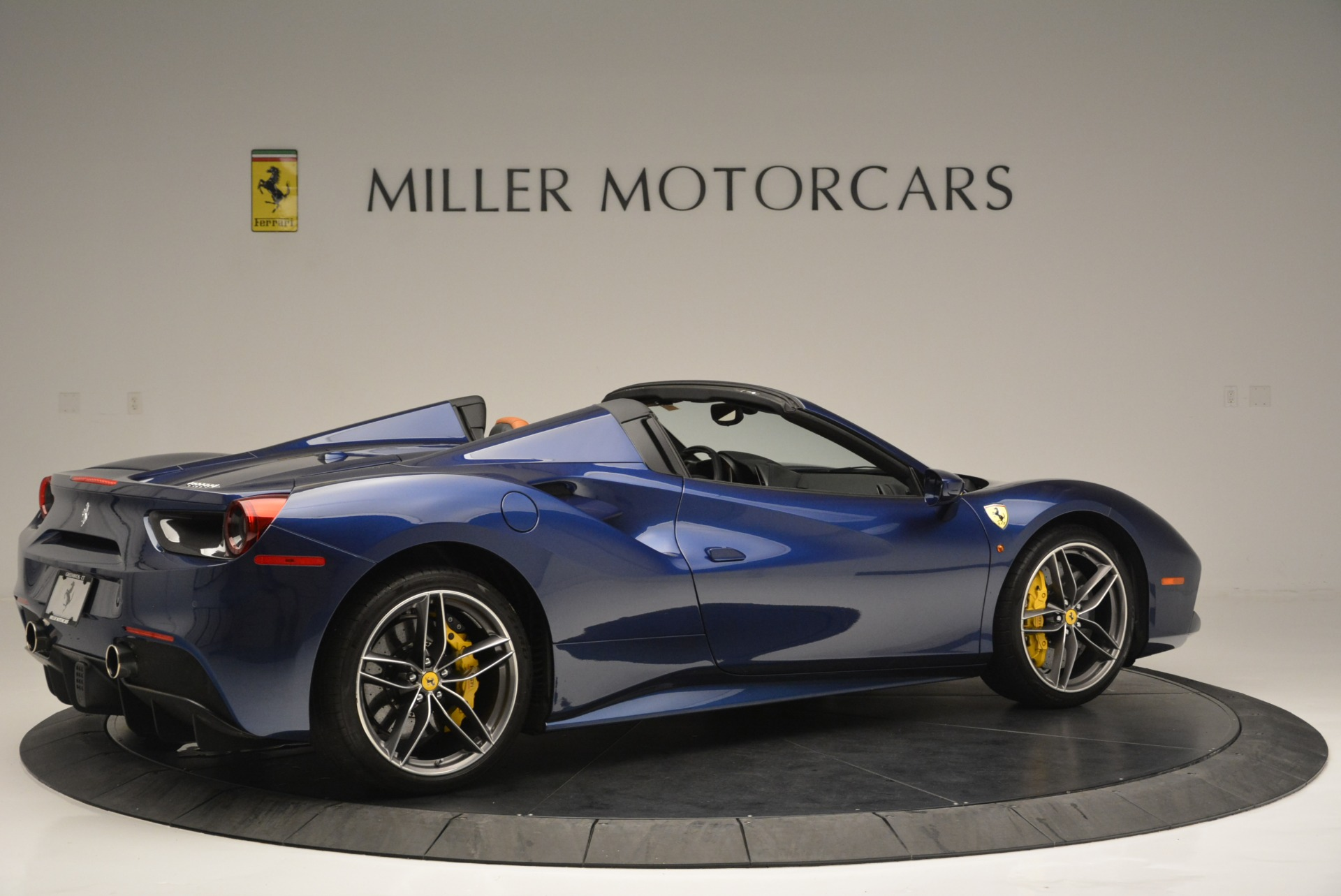 Used 2016 Ferrari 488 Spider  For Sale In Greenwich, CT. Alfa Romeo of Greenwich, 4490A 2411_p8